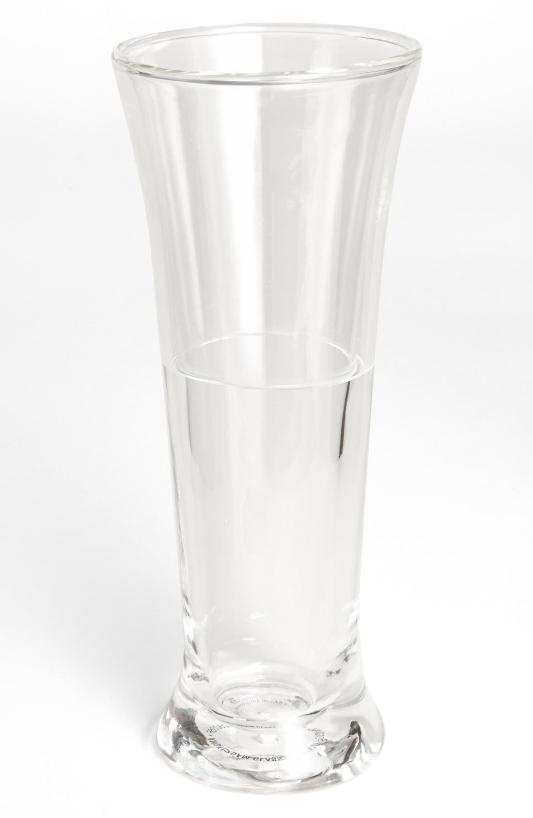 Alternate Image 1 Selected - Amsterdam Glass USA 'Freeze' Pilsner Glass