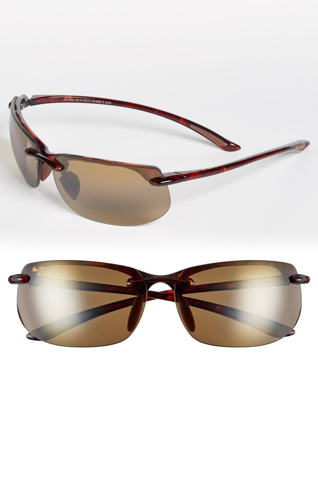 Maui Jim 'Banyans - PolarizedPlus®2' 67mm Sunglasses