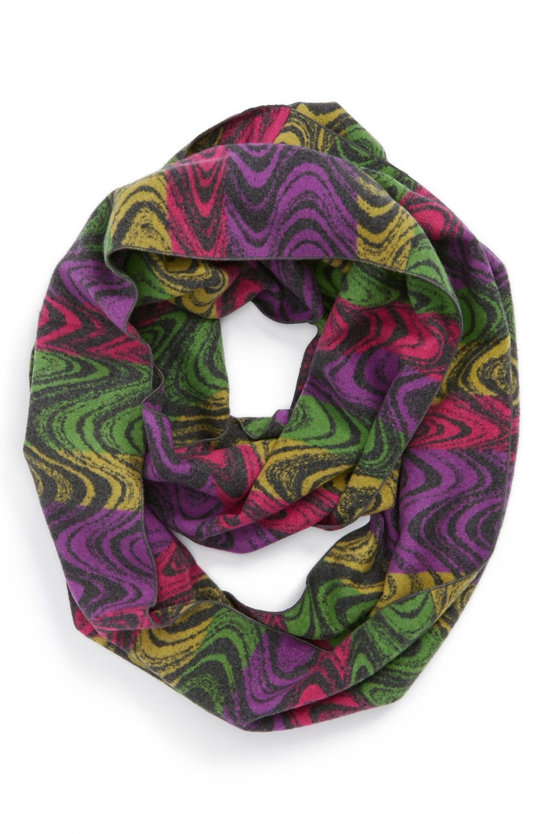 Main Image - Chelsey 'Waves' Infinity Scarf