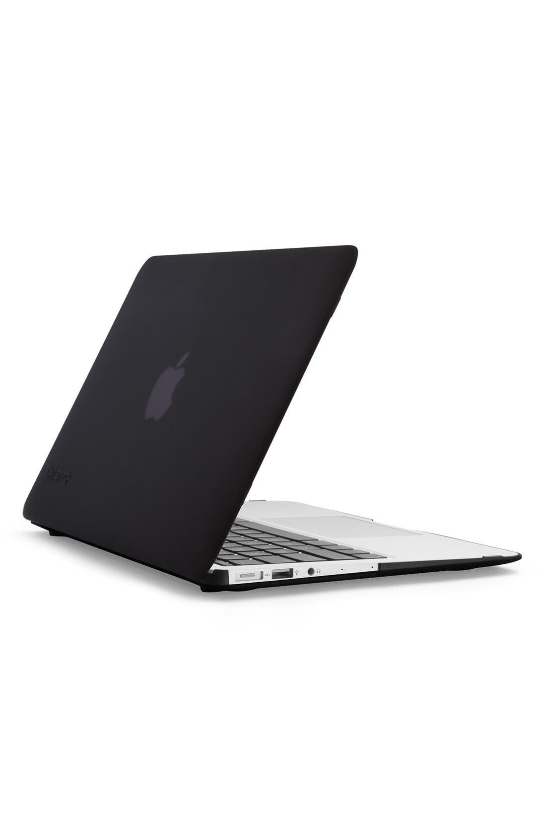 Alternate Image 1 Selected - Speck 'SeeThru SATIN' Transparent MacBook Air Case (11 Inch)(Online Only)