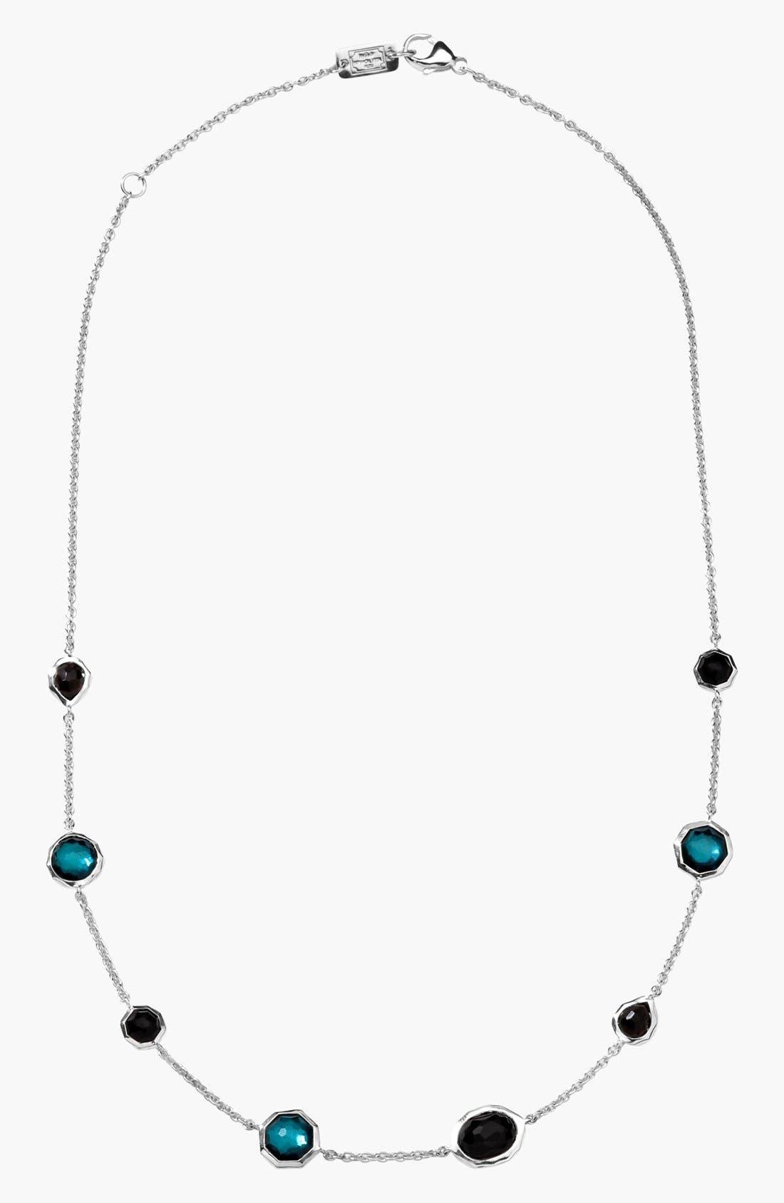 Alternate Image 2  - Ippolita Stone & Chain Necklace