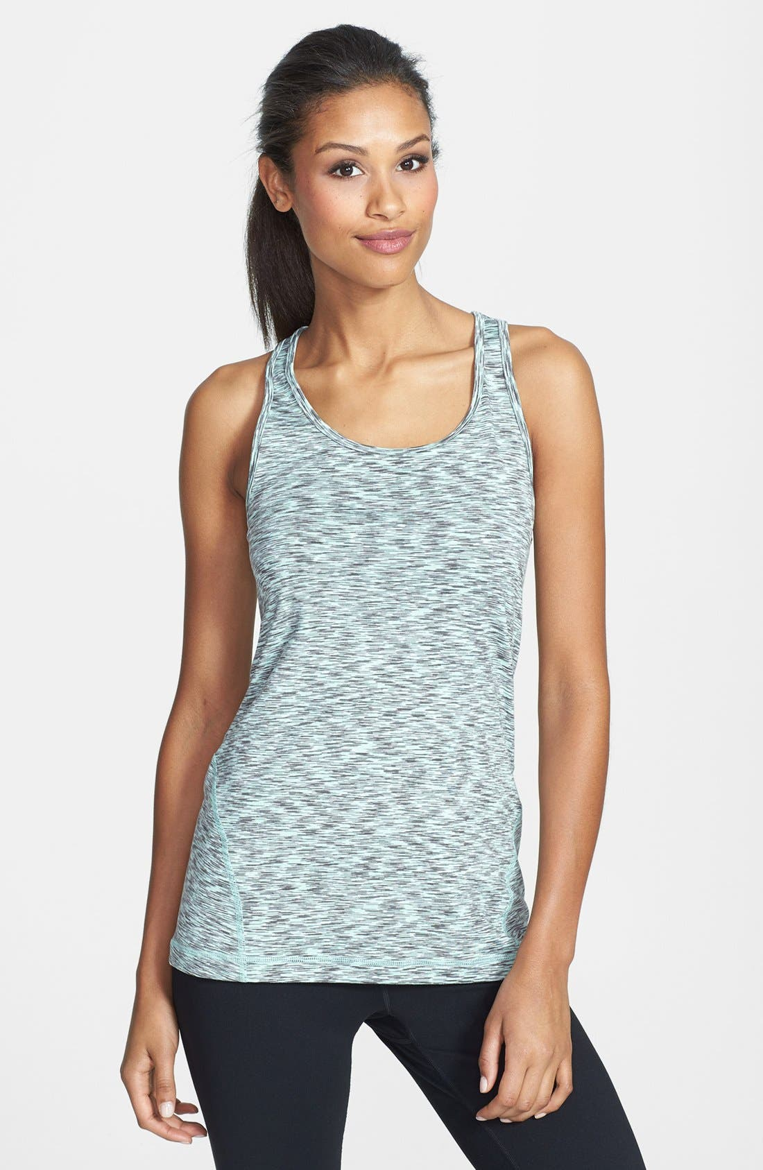 Alternate Image 1 Selected - Zella 'Everyday - Space Dye' Tank