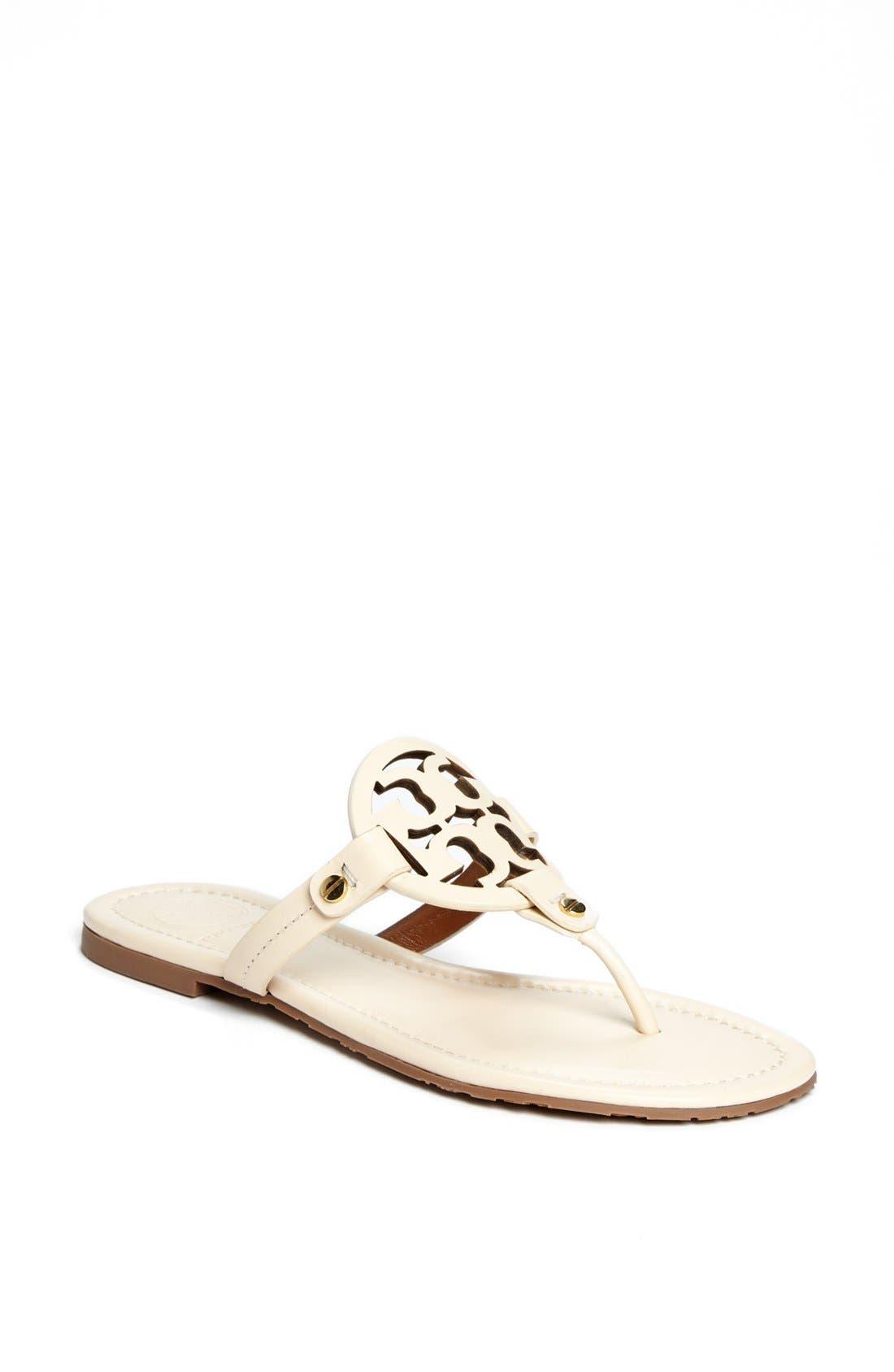 Main Image - Tory Burch 'Miller' Thong Sandal