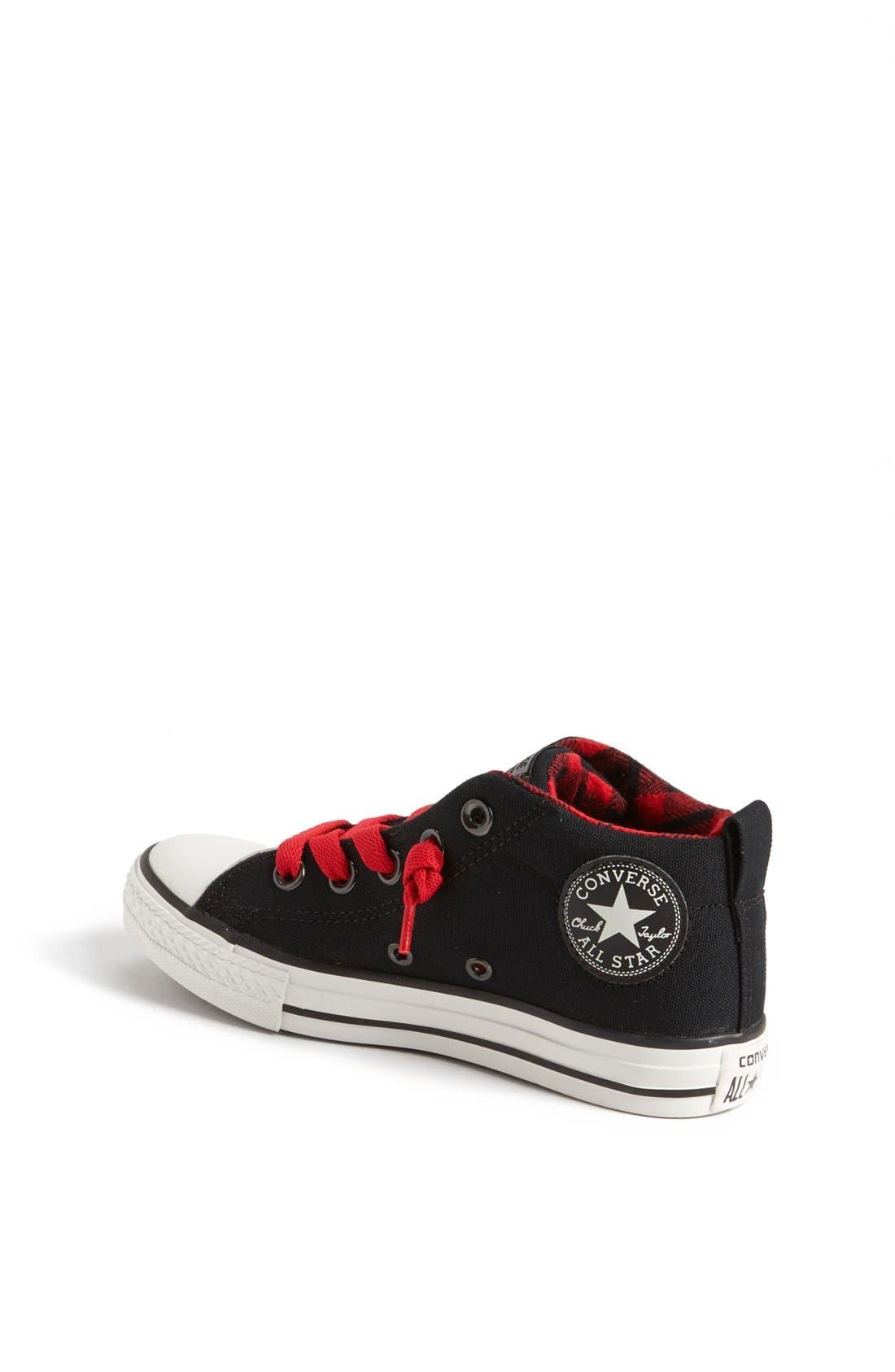 Alternate Image 2  - Converse Chuck Taylor® 'CT AS Street' Slip-On Sneaker (Toddler, Little Kid & Big Kid)
