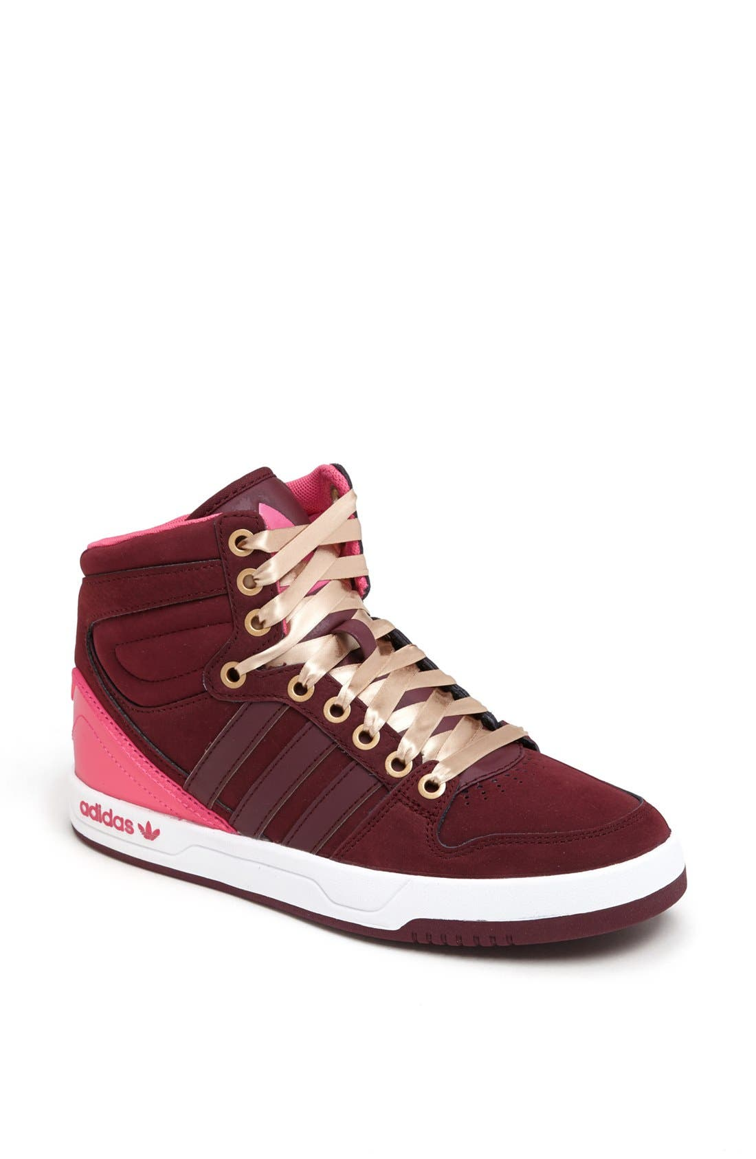 Alternate Image 1 Selected - adidas 'Court Attitude' Sneaker (Women)