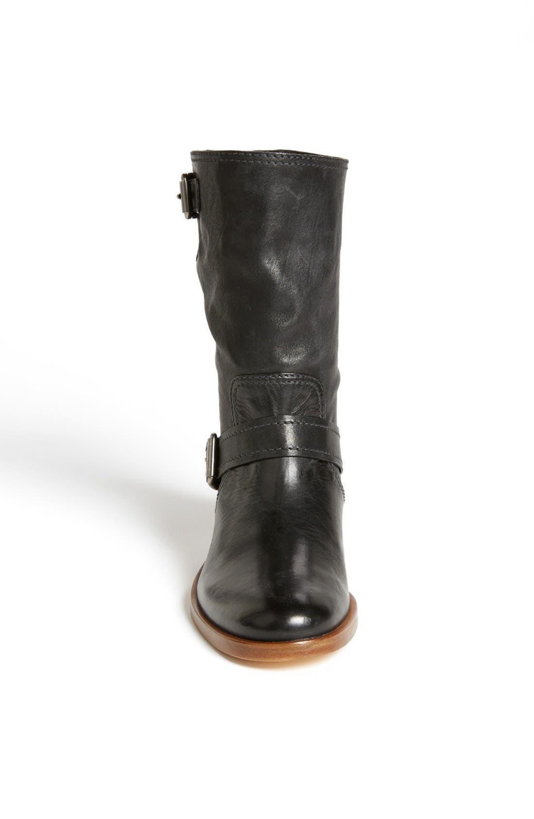 Alternate Image 3  - Miu Miu Double Buckle Short Boot