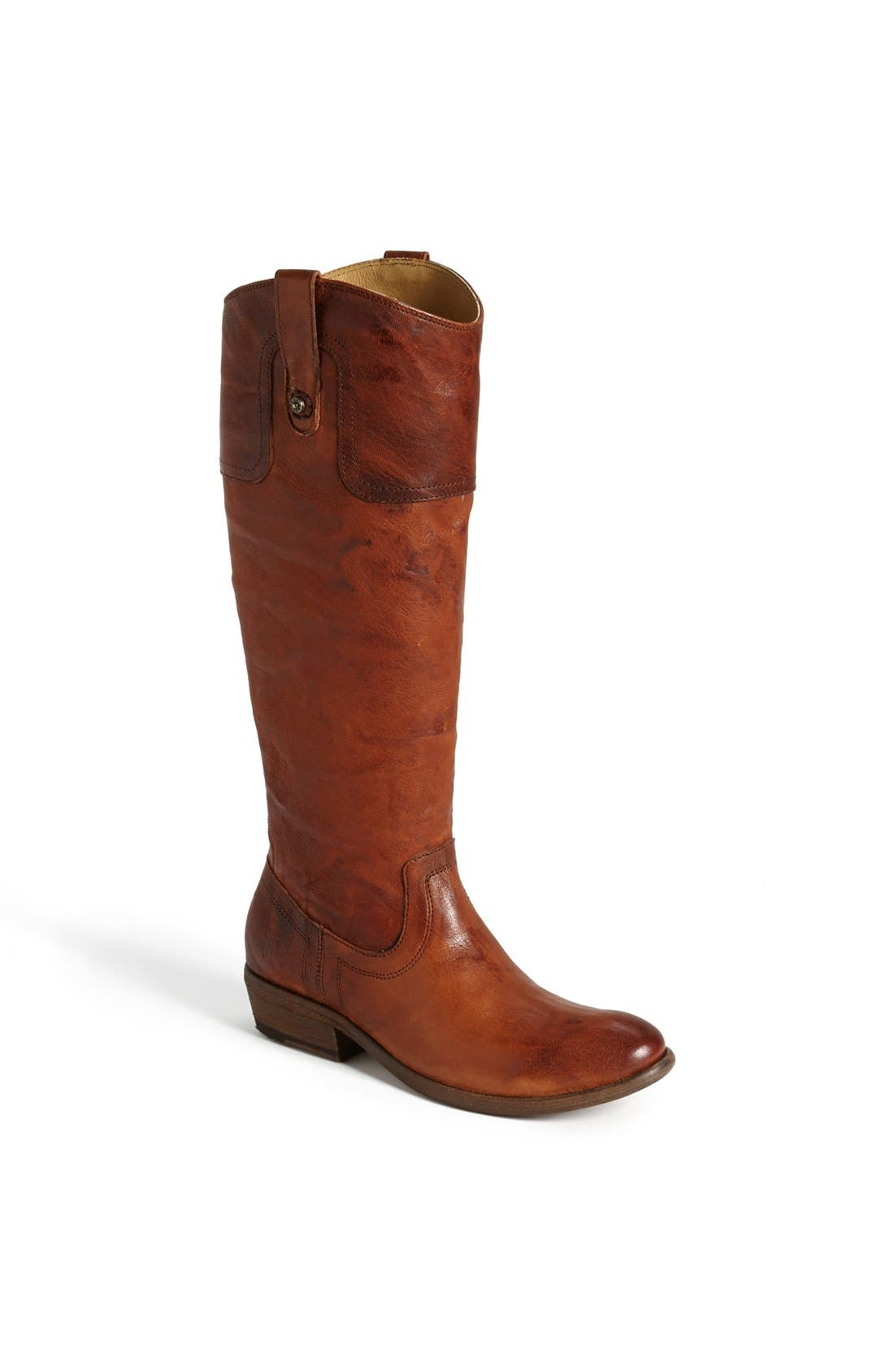 Alternate Image 1 Selected - Frye 'Carson' Tall Riding Boot
