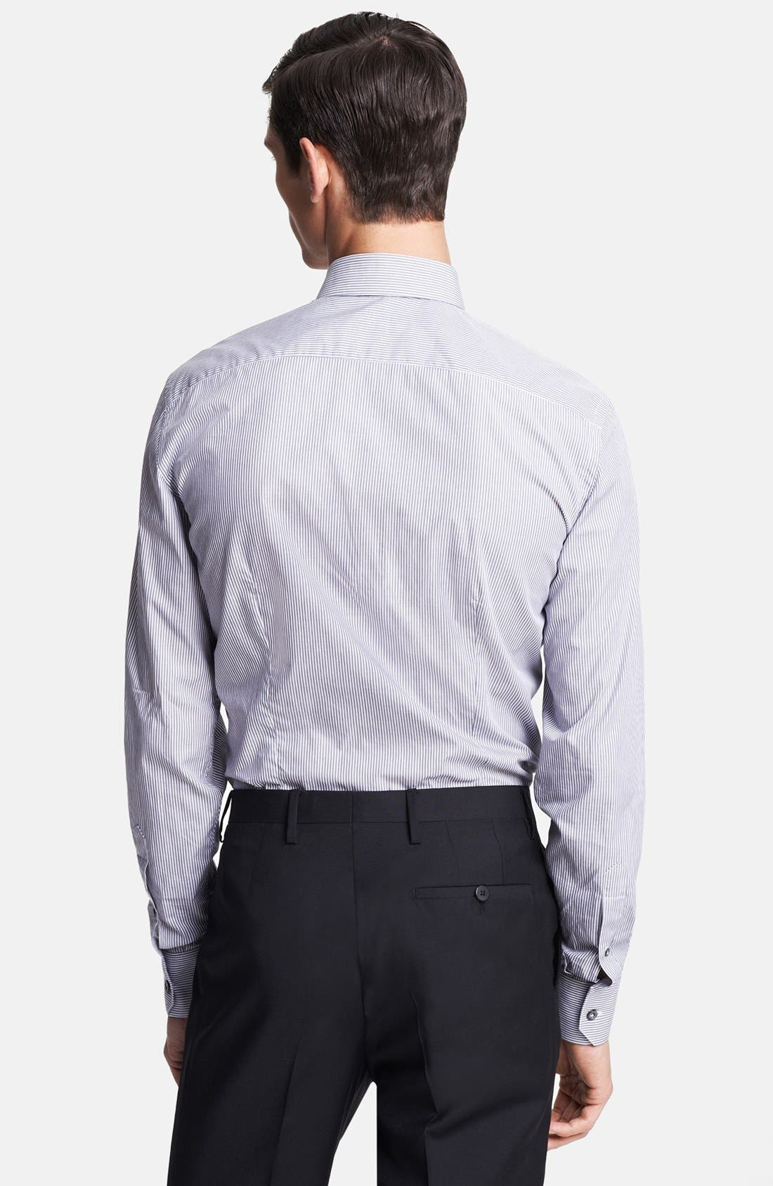 Alternate Image 2  - Lanvin Micro Stripe Dress Shirt