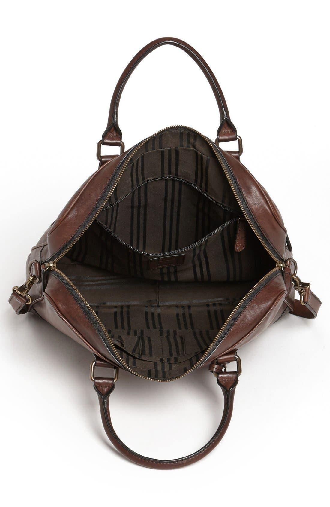Alternate Image 3  - Frye 'James' Leather Briefcase