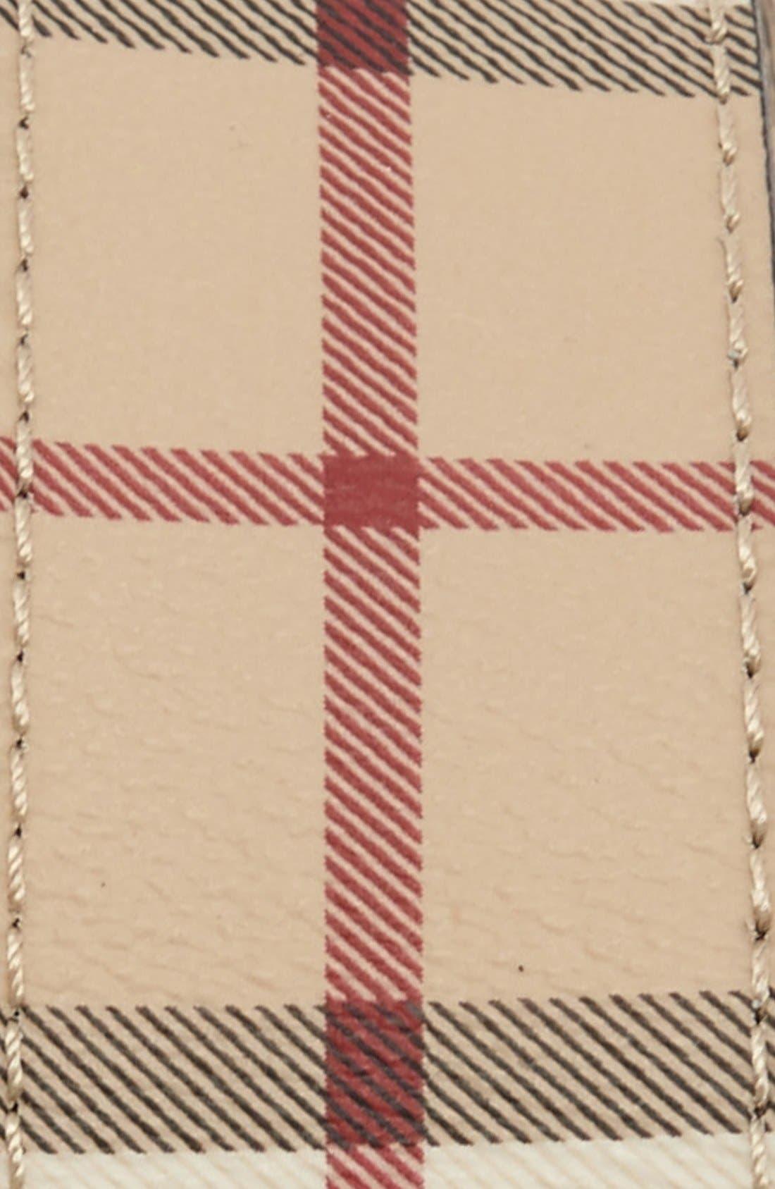 Alternate Image 2  - Burberry 'Barnsfield' Check Belt
