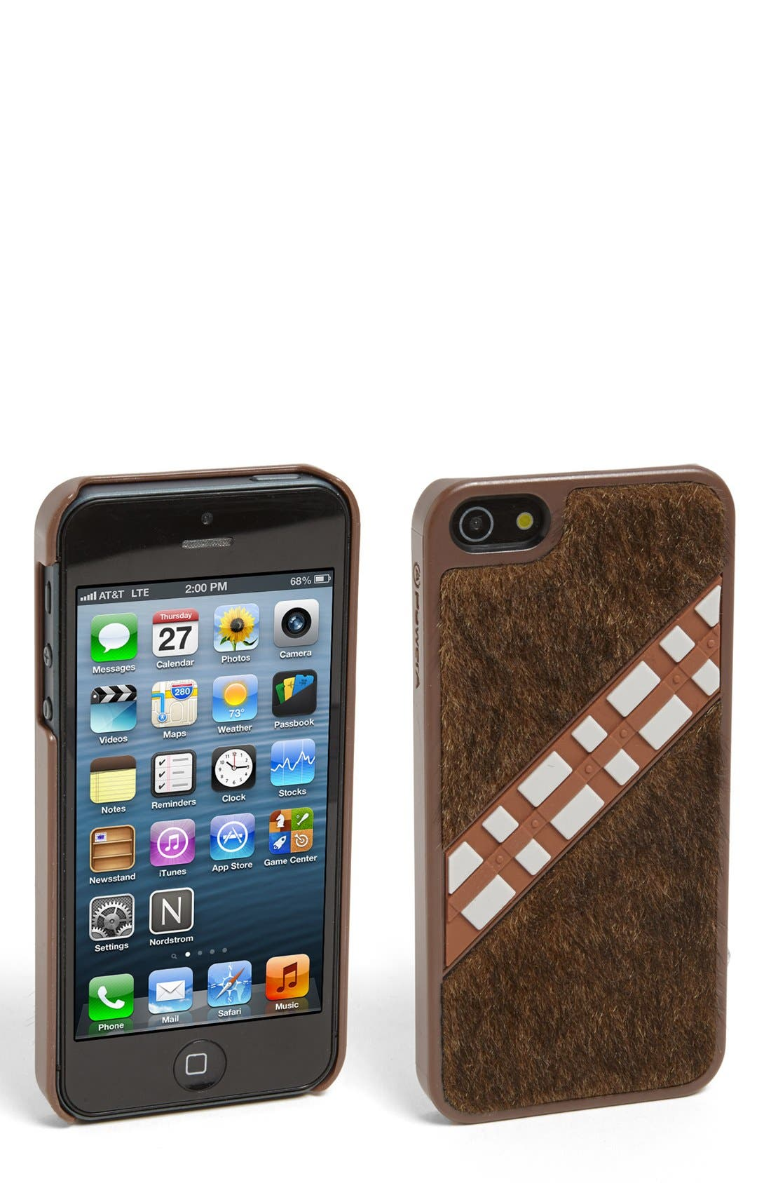 Alternate Image 1 Selected - BD & A 'Chewbacca' iPhone 5 & 5s Case