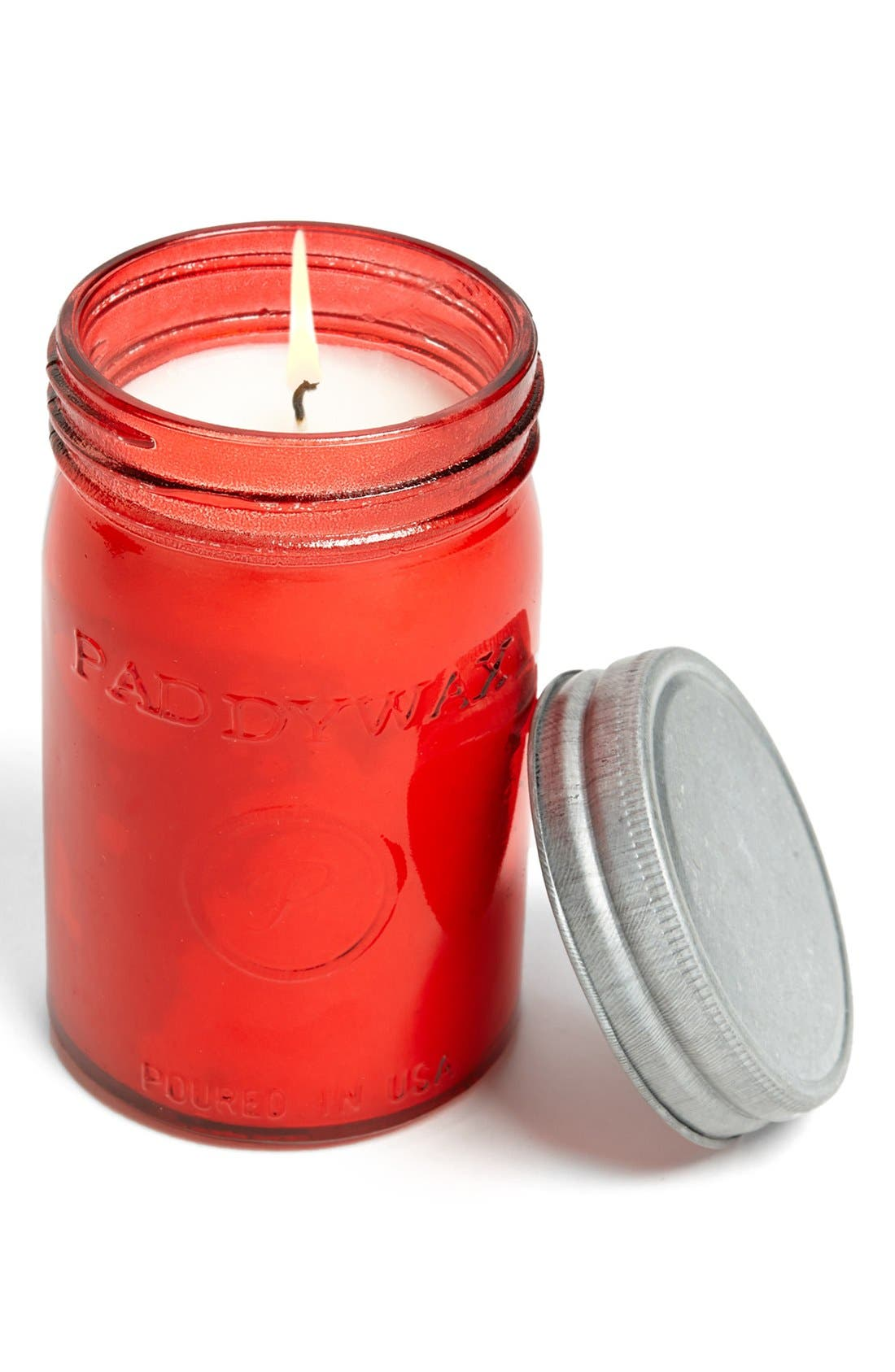 Alternate Image 1 Selected - Paddywax Mason Jar Candle