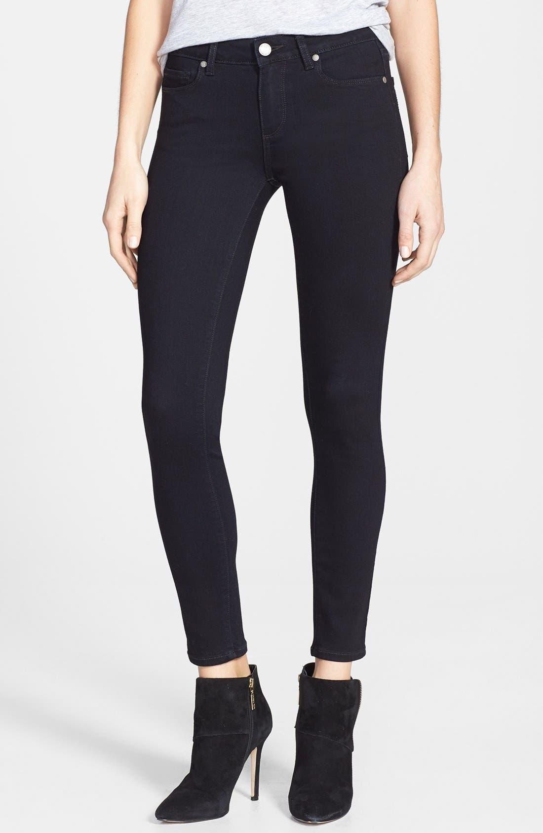Main Image - Paige Denim 'Verdugo' Skinny Ankle Jeans (Kensington)