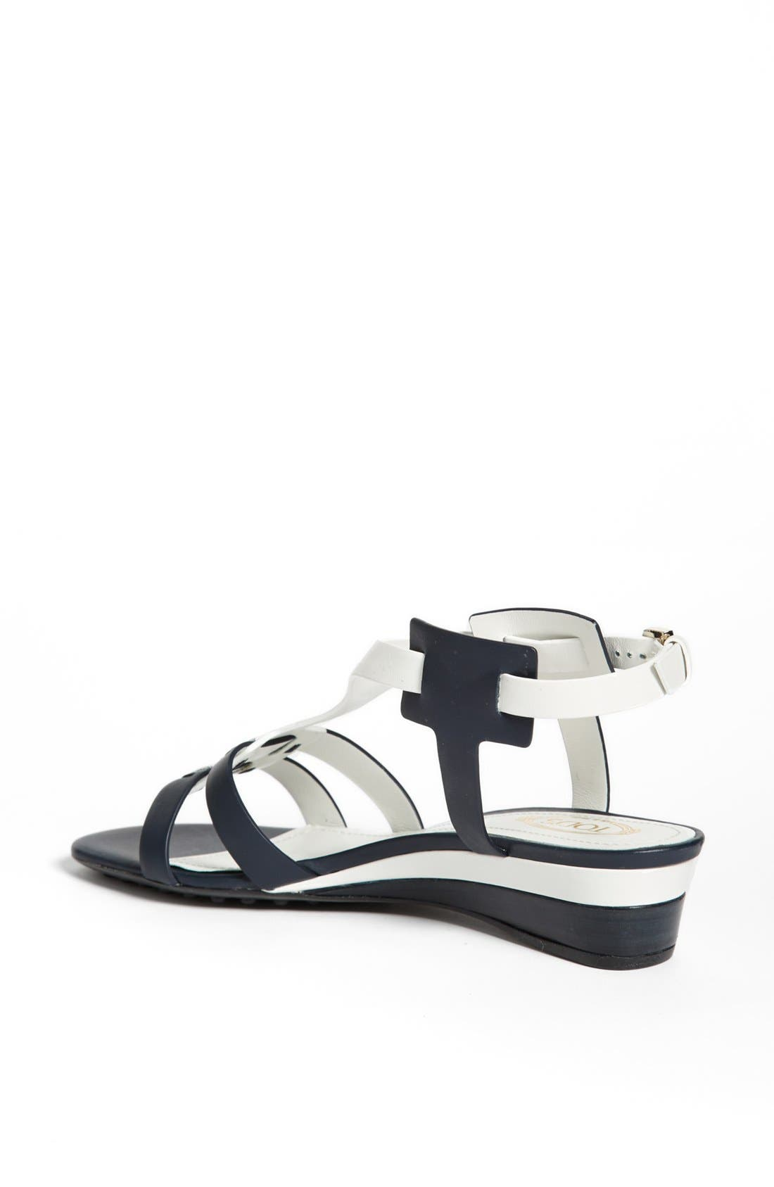 Alternate Image 2  - Tod's 'Zeppa' Wedge Sandal