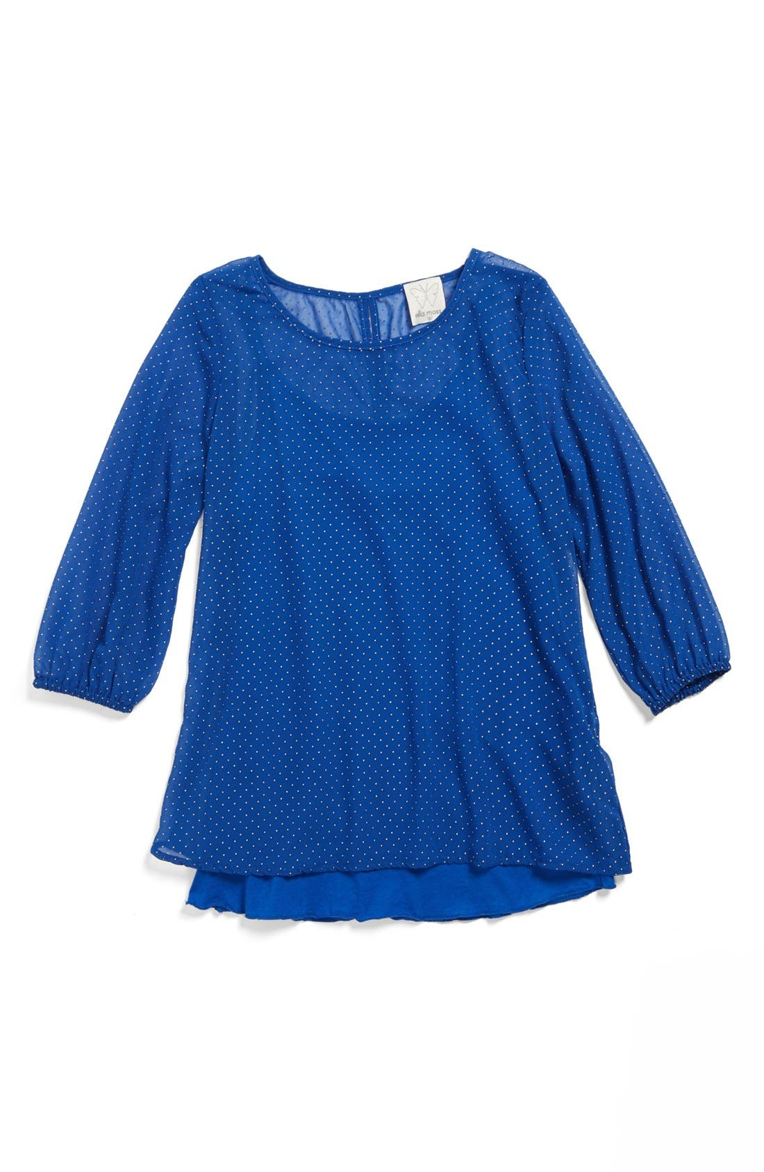 Alternate Image 1 Selected - Ella Moss 'Lola' Tunic (Big Girls)