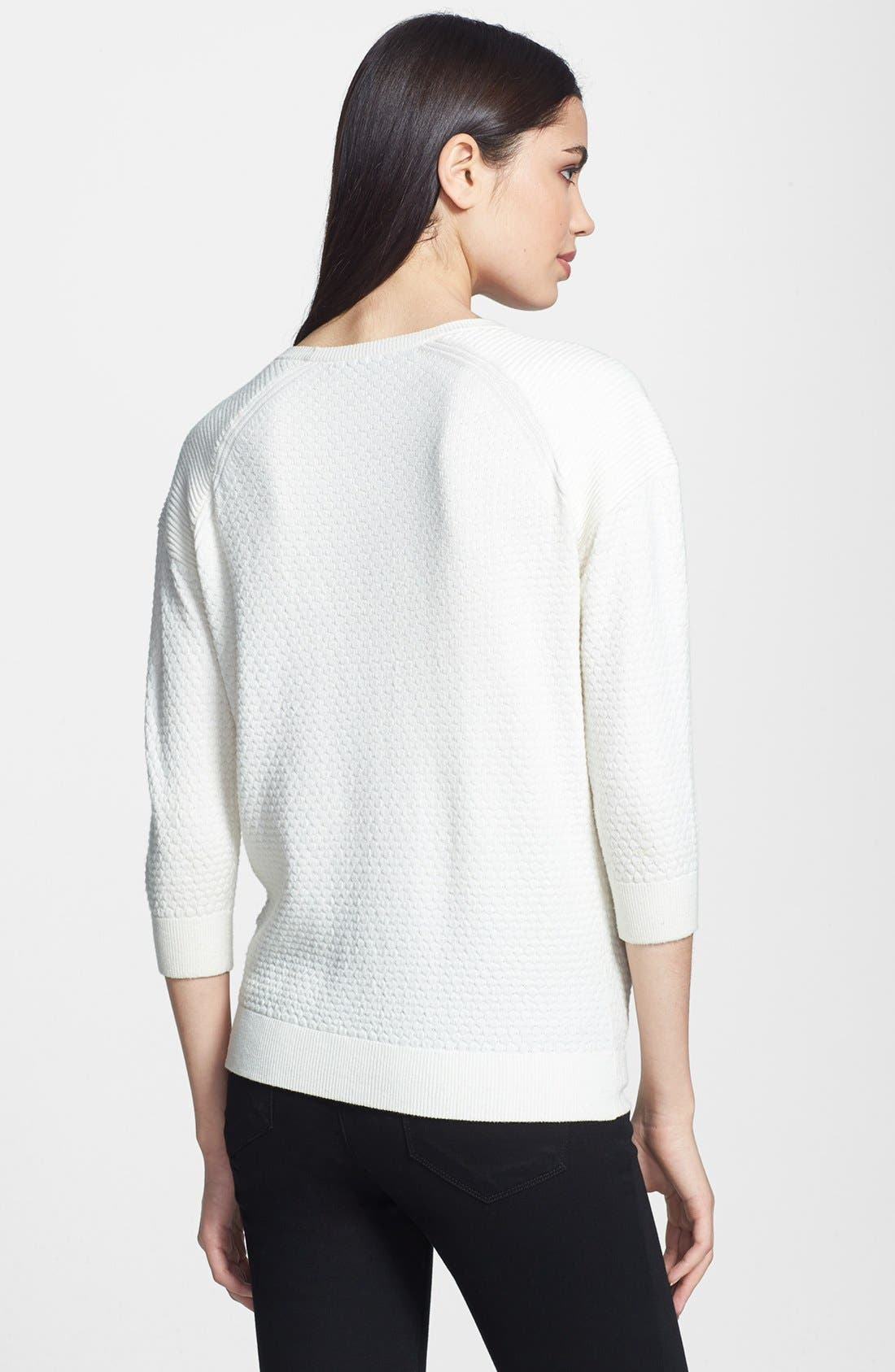 Alternate Image 2  - MARC BY MARC JACOBS 'Veronica' Stretch Sweater