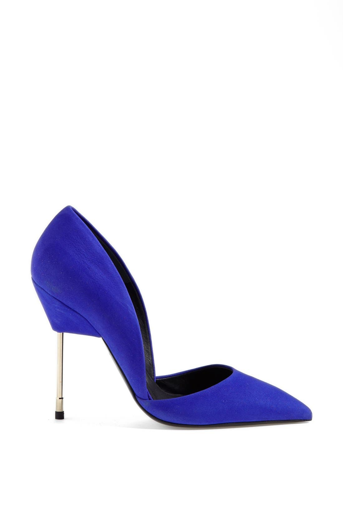 Alternate Image 4  - Kurt Geiger London 'Bond' Suede d'Orsay Pump