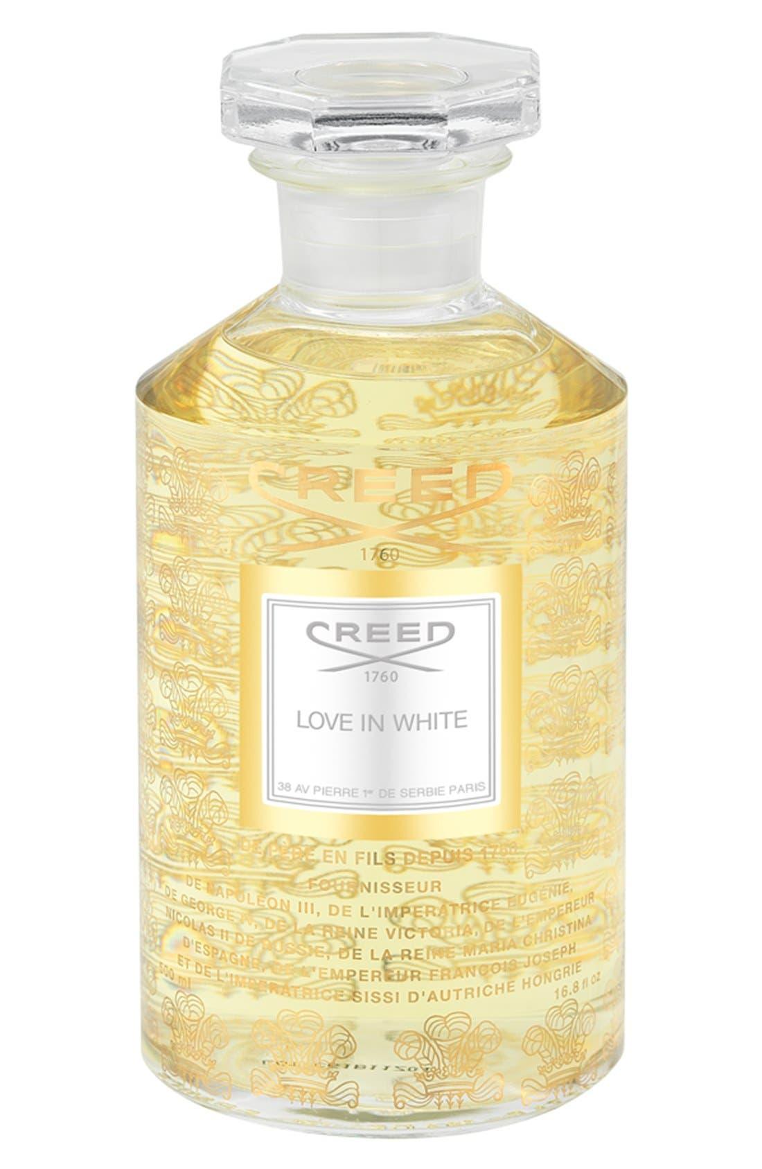 Creed 'Love In White' Fragrance (8.4 oz.)