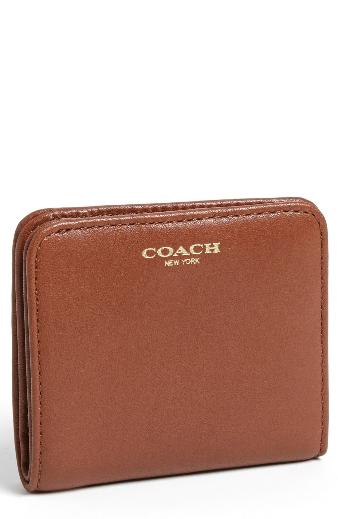 Alternate Image 1 Selected - COACH 'Legacy - Small' Leather Wallet