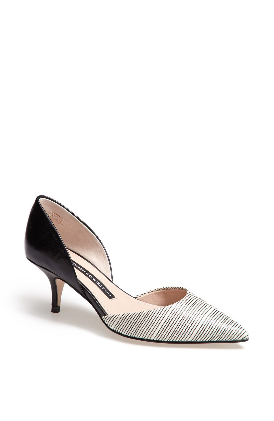 Alternate Image 1 Selected - French Connection 'Effie' Pointy Toe d'Orsay Pump