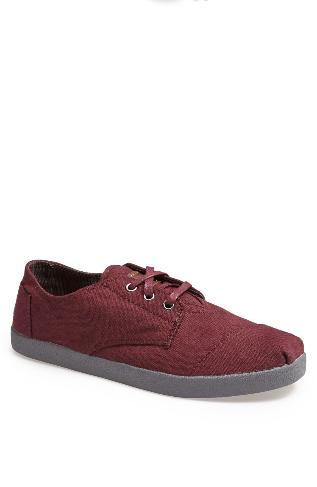 Alternate Image 1 Selected - TOMS 'Paseos' Sneaker (Men)