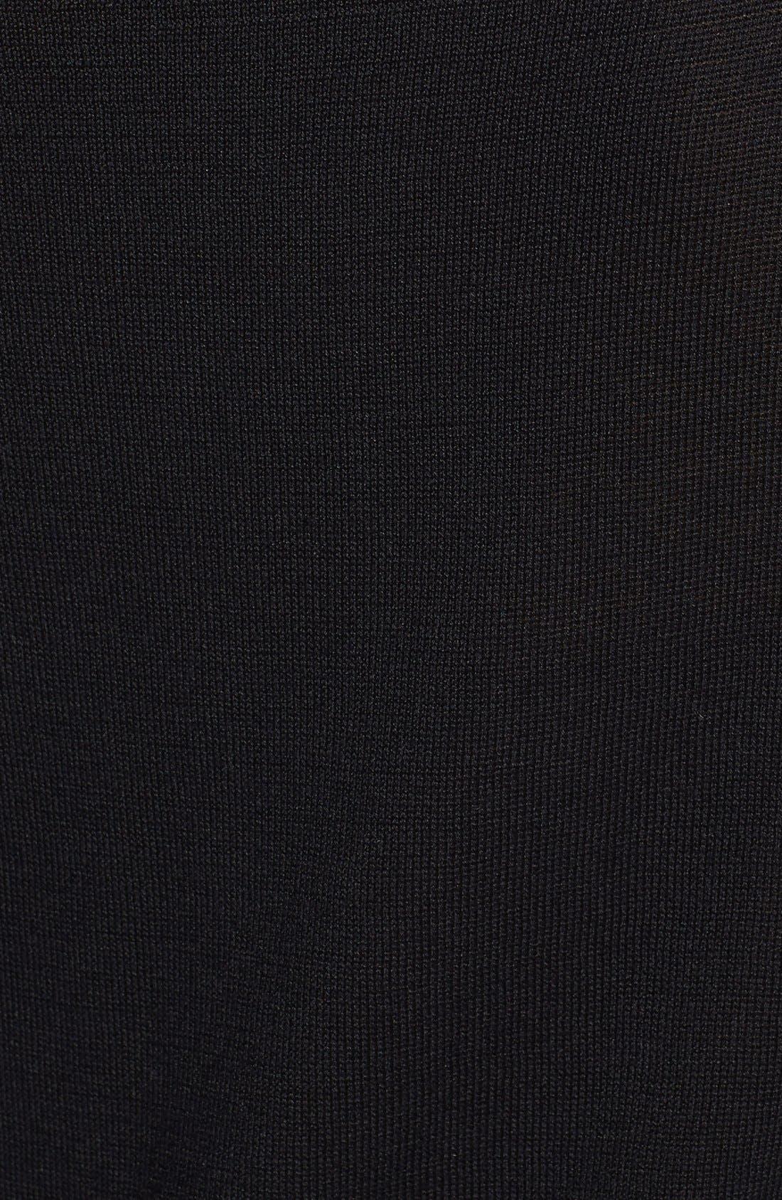 Alternate Image 3  - Halogen® Slash Neck Sweater