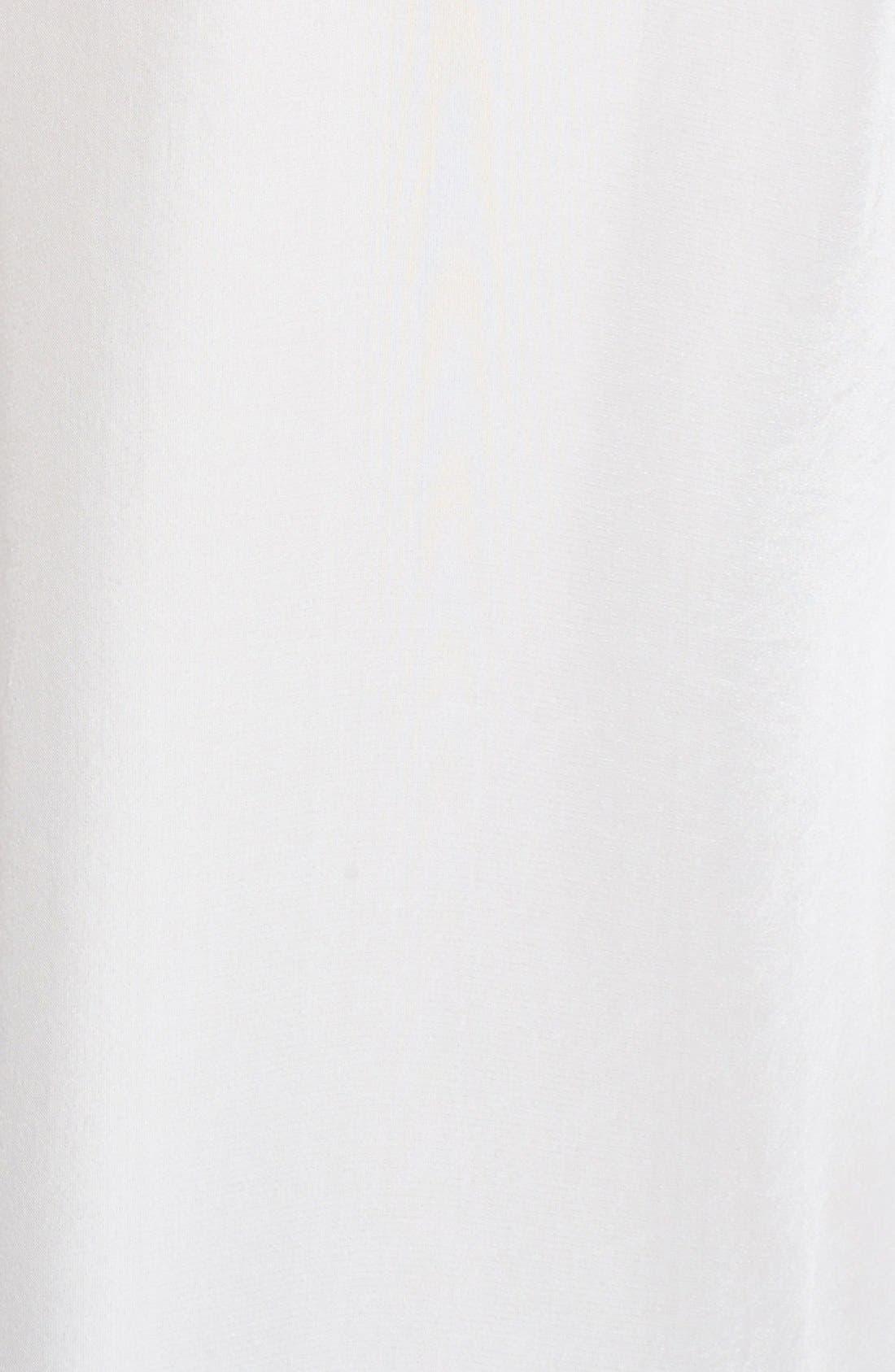 Alternate Image 3  - Trouvé Ruffle Detail Tunic Blouse
