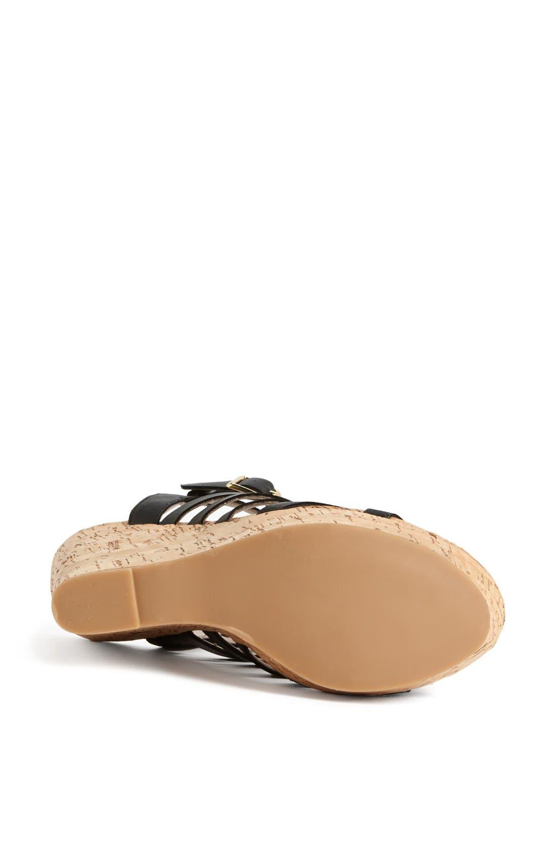 Alternate Image 4  - Steve Madden 'Indyanna' Wedge Sandal