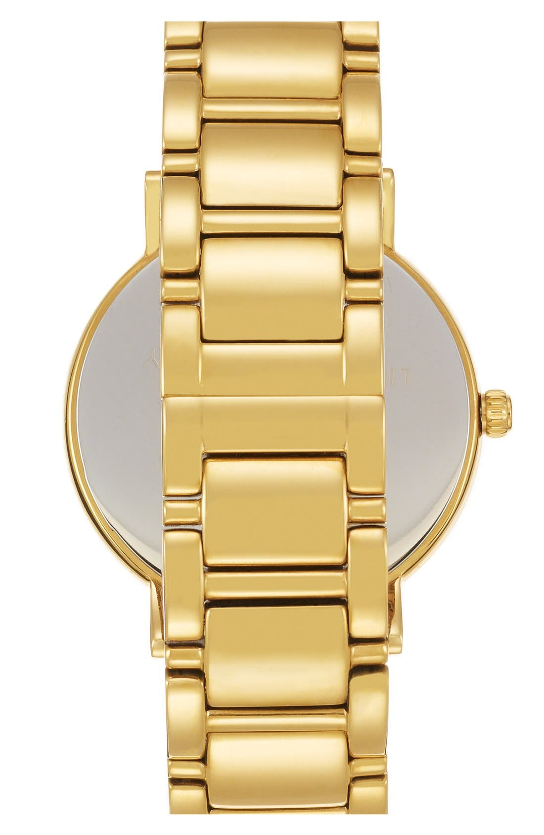 Alternate Image 2  - kate spade new york 'gramercy grand' pavé bezel bracelet watch, 38mm