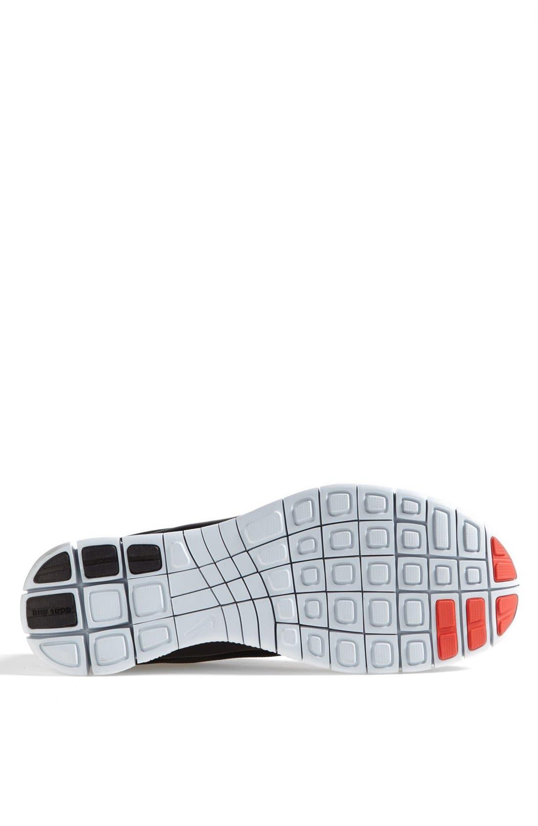 Alternate Image 4  - Nike 'Free 4.0 V3' Running Shoe (Men)