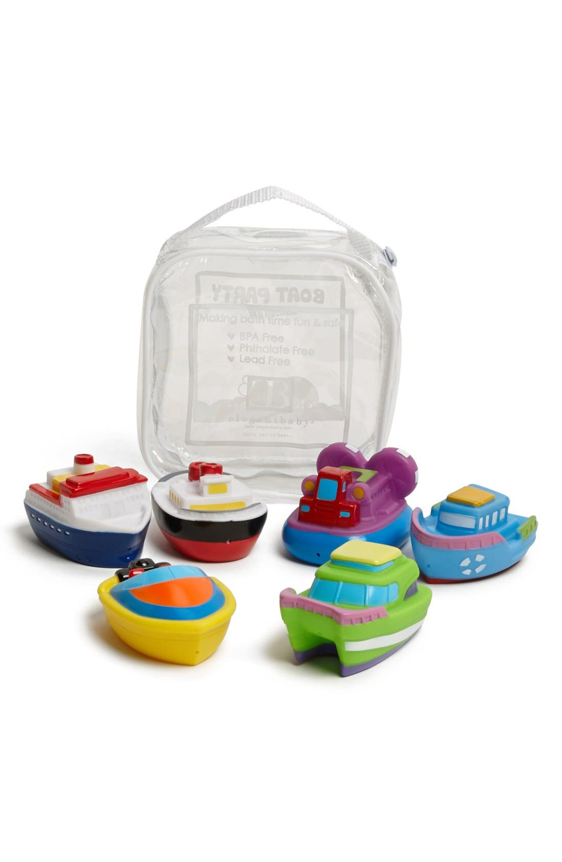 Elegant Baby Squirtie Bath Set