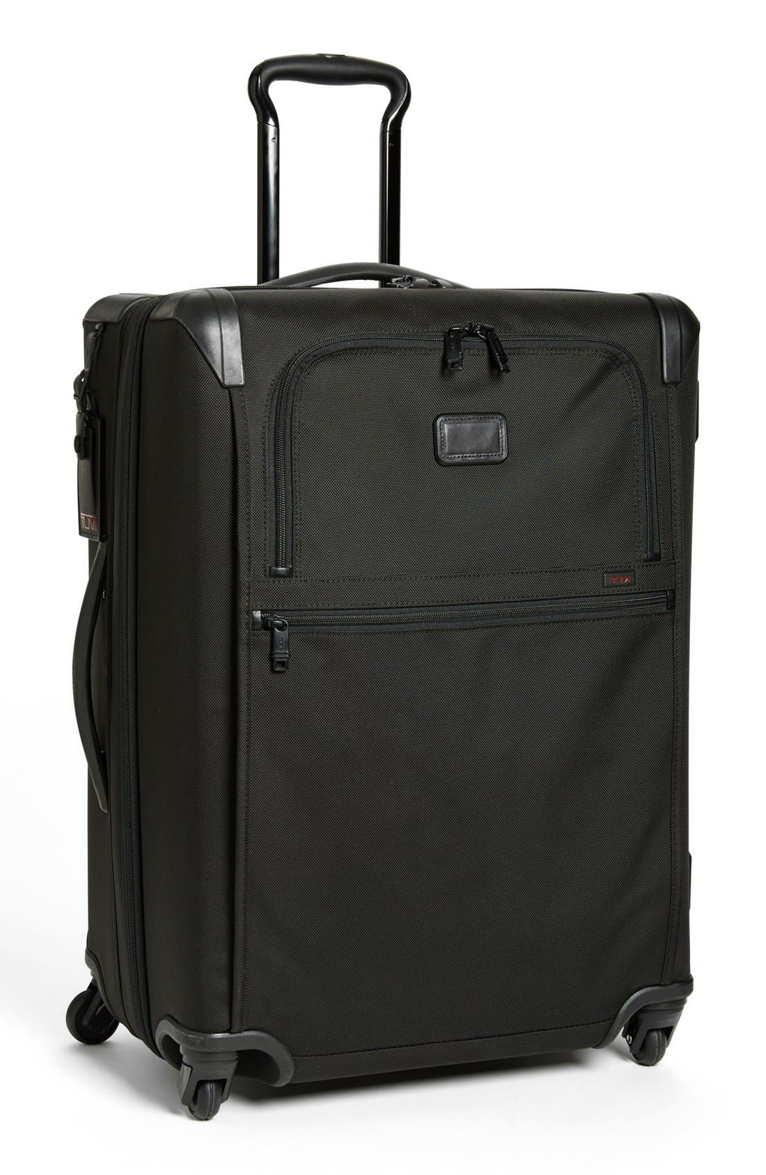 Main Image - Tumi 'Alpha 2' Short Trip Rolling Four Wheel Packing Case (26 Inch)