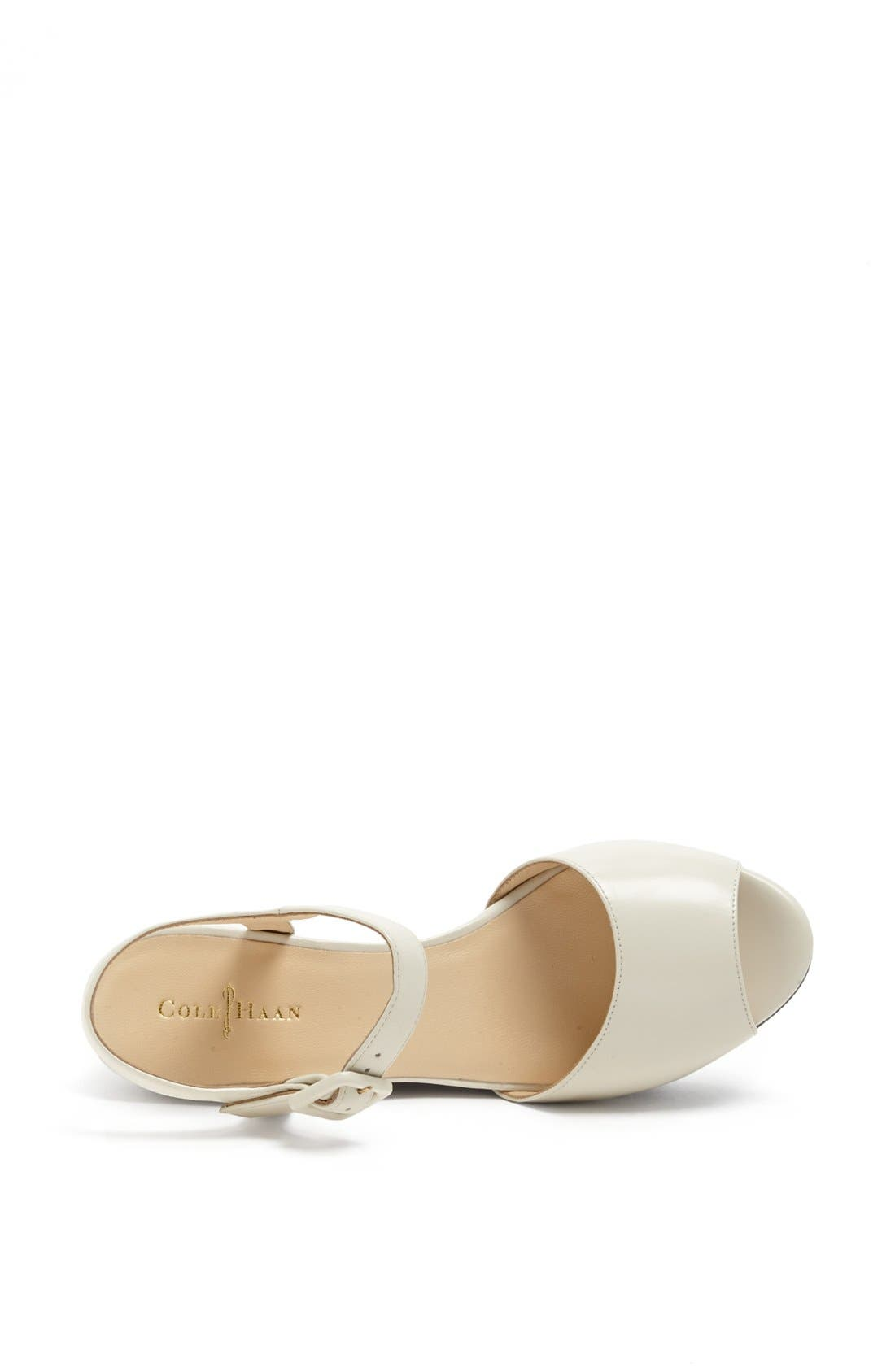 Alternate Image 3  - Cole Haan 'Gillian' Platform Wedge Sandal