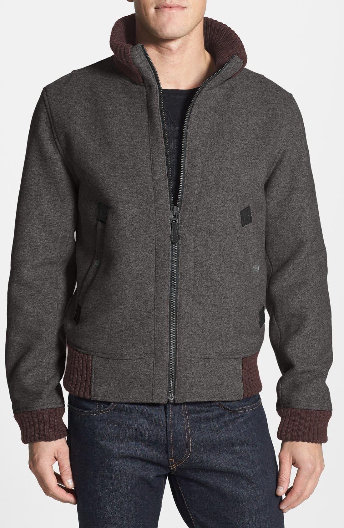 Alternate Image 1 Selected - Spiewak 'Franklin' Wool Blend Jacket