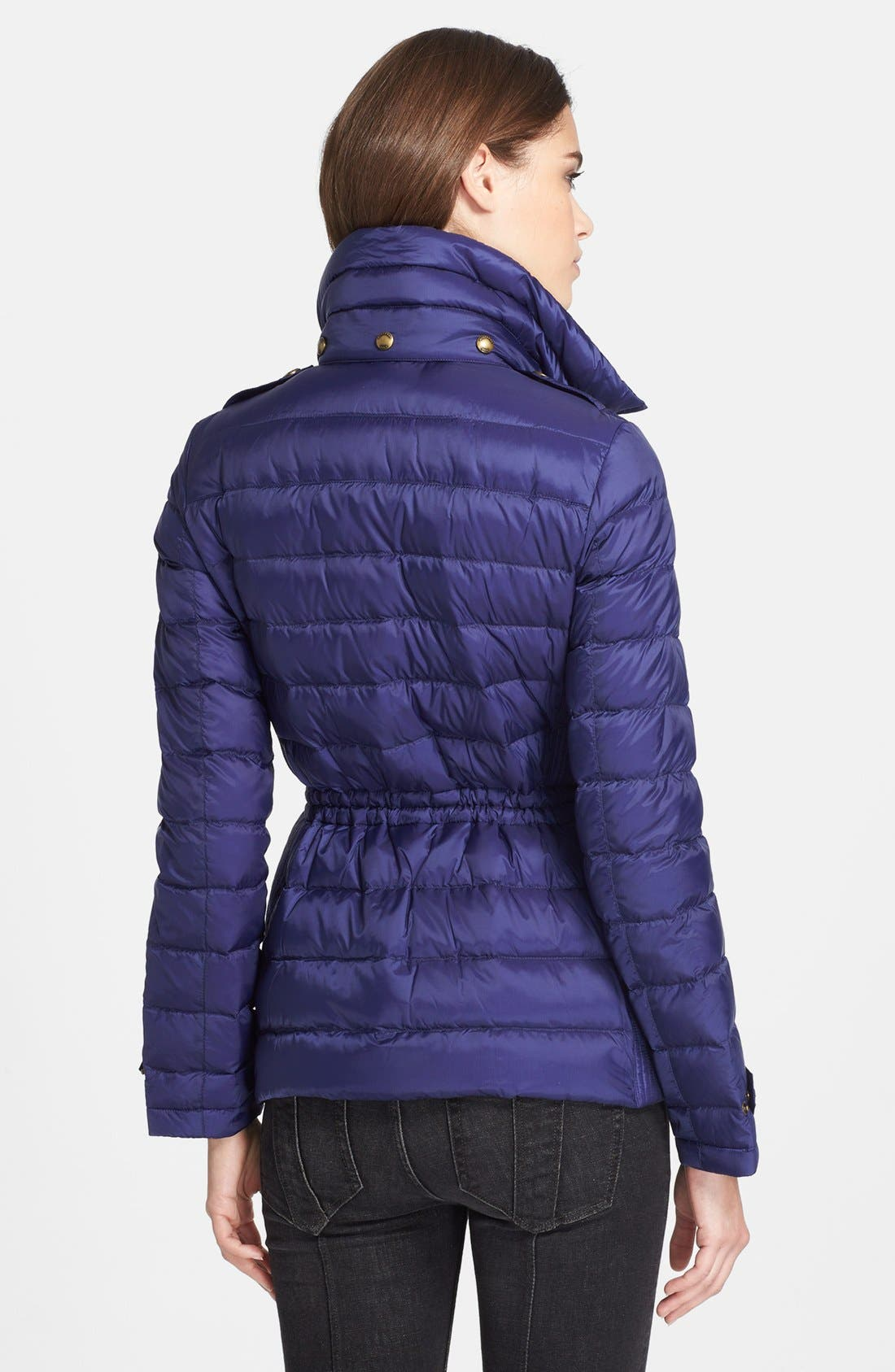 Alternate Image 2  - Burberry Brit 'Roosby' Goose Down Jacket