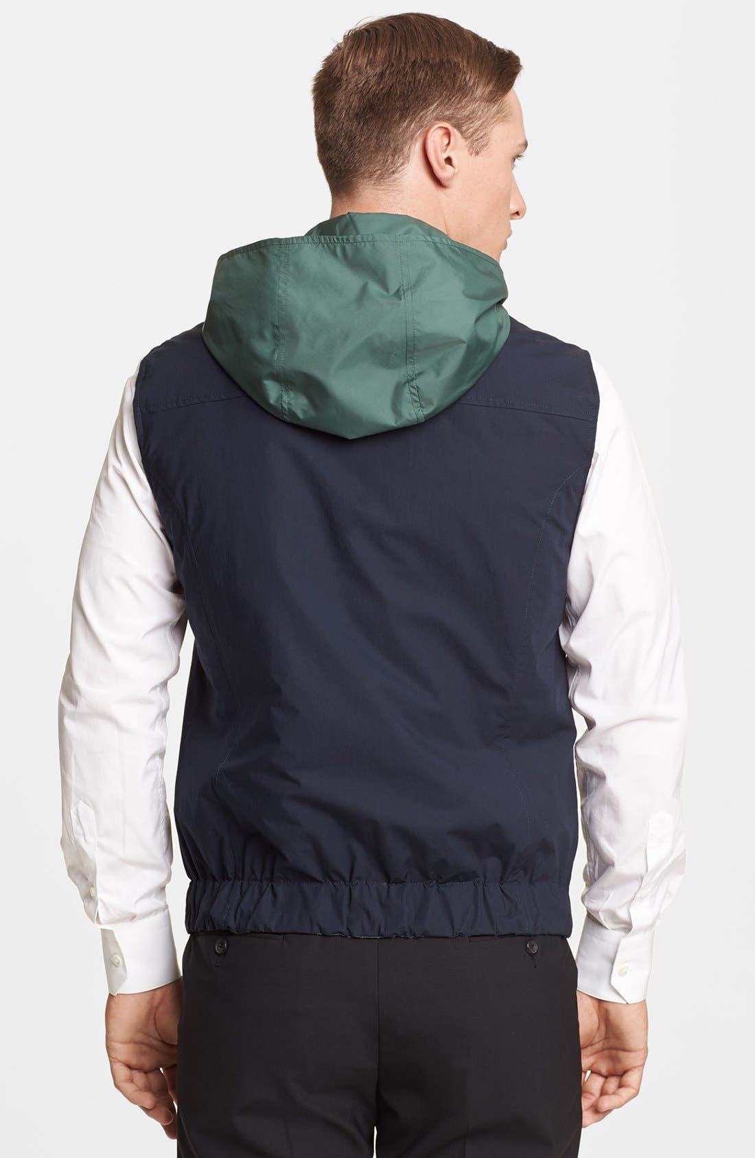 Alternate Image 4  - Salvatore Ferragamo Reversible Down Vest