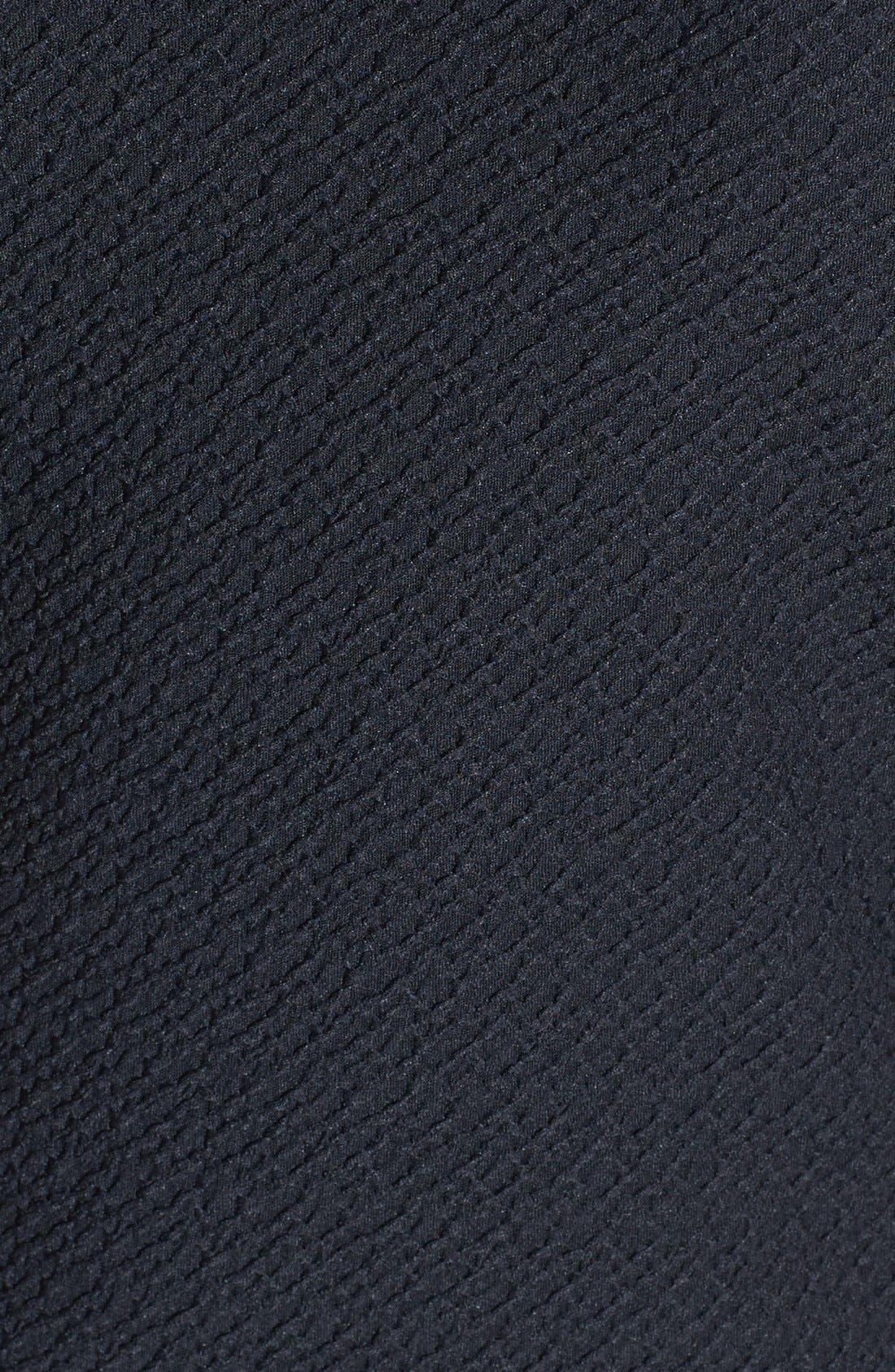 Alternate Image 3  - Topshop Embellished Textured Shell