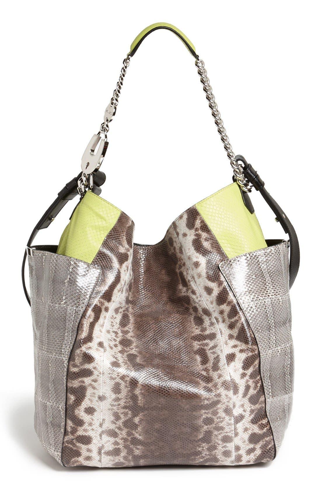 Alternate Image 1 Selected - Jimmy Choo 'Anna' Shoulder Bag