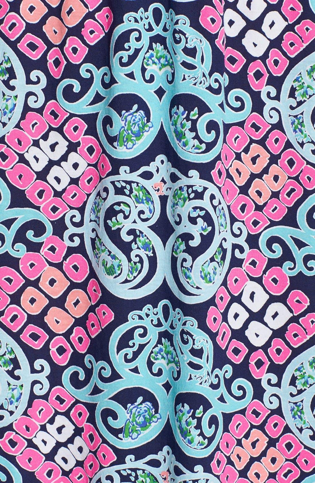 Alternate Image 3  - Lilly Pulitzer® 'Marlisa' Print Cotton Maxi Dress