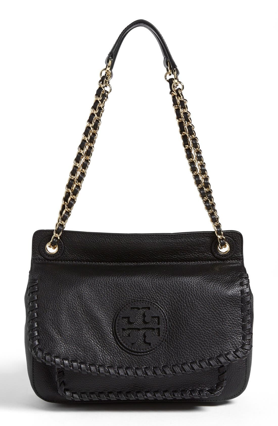 Alternate Image 1 Selected - Tory Burch 'Small Marion' Shoulder Bag