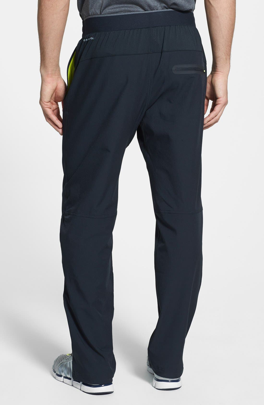 Alternate Image 2  - Under Armour X-ALT Woven Tapered Pants