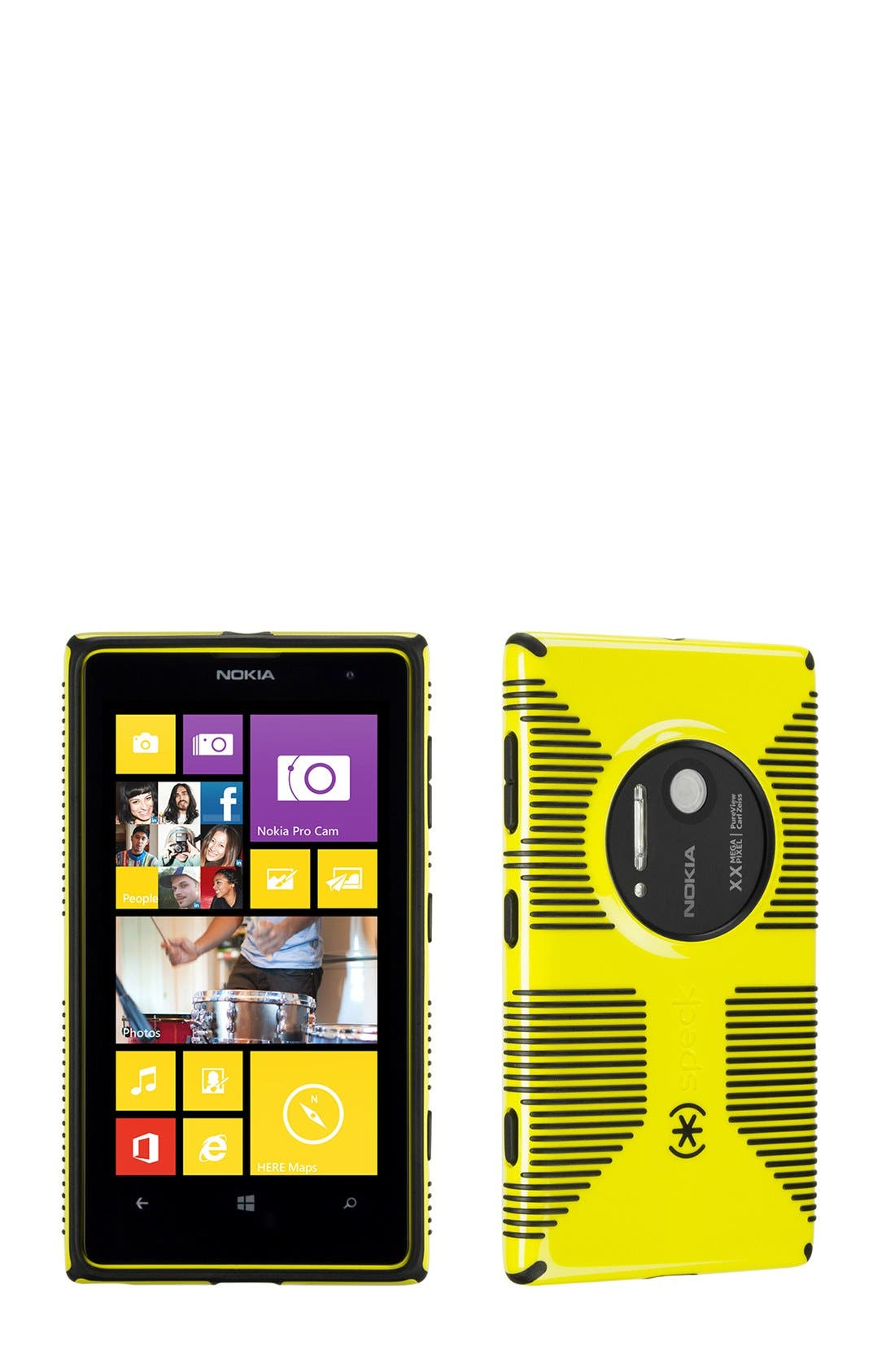Alternate Image 2  - Speck 'CandyShell™ Grip' Nokia Lumia 1020 Case