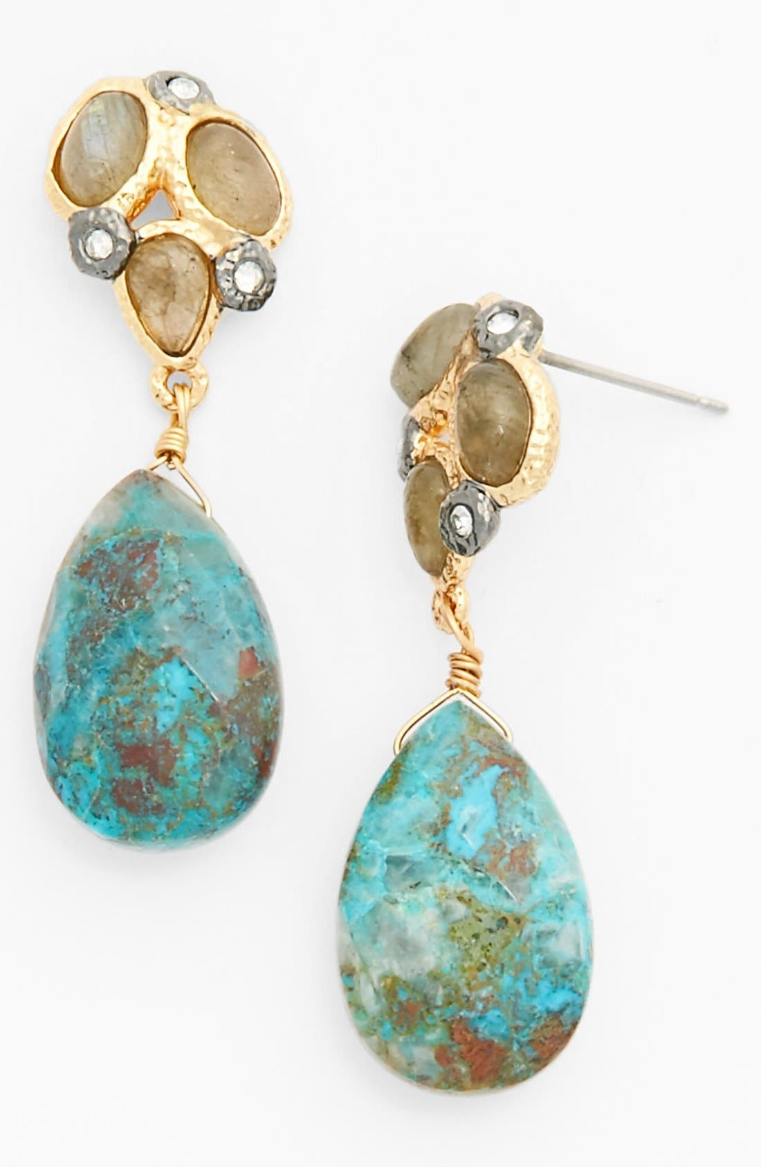 Alternate Image 1 Selected - Alexis Bittar 'Elements' Drop Earrings
