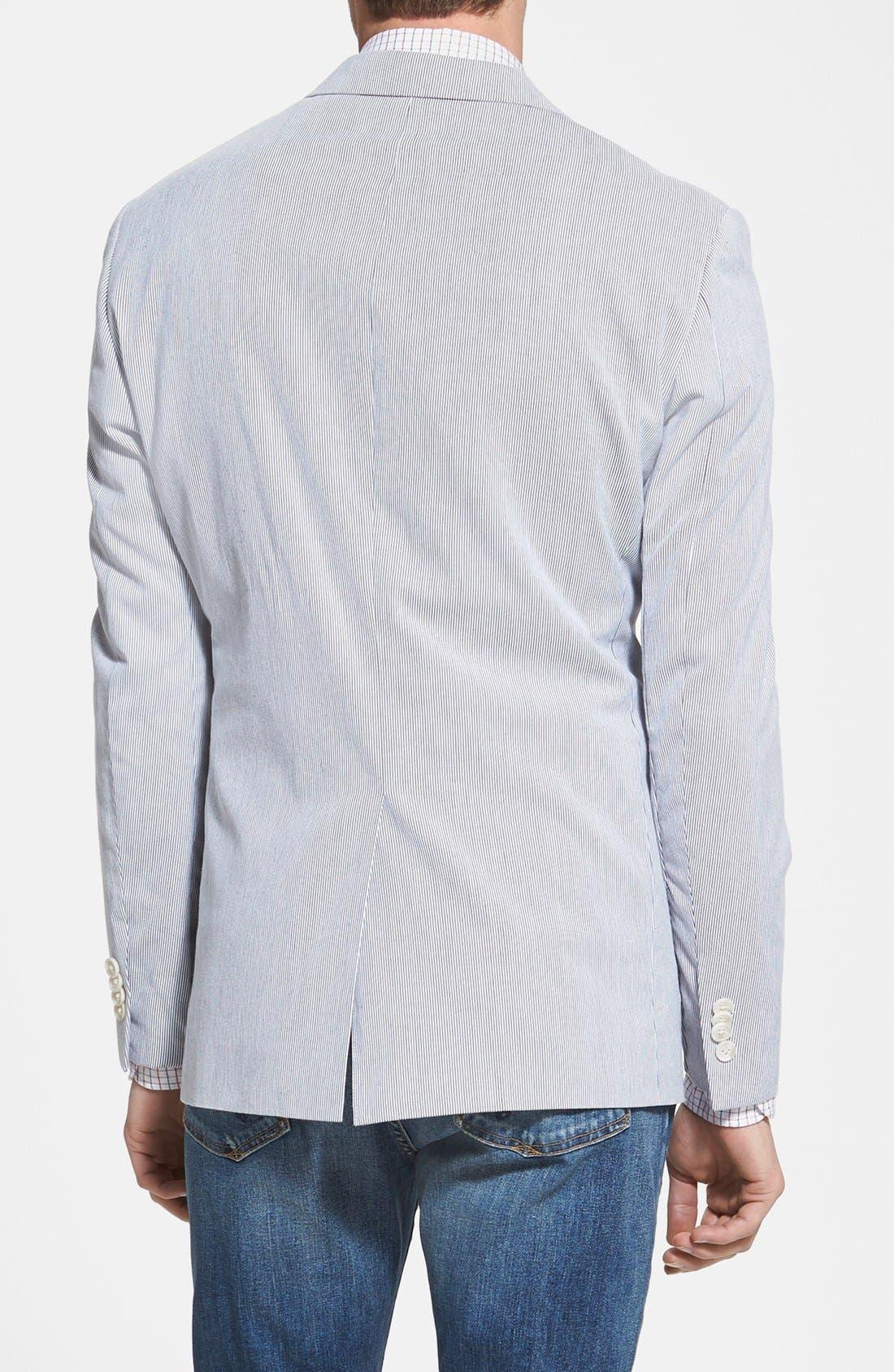 Alternate Image 2  - John W. Nordstrom® Pincord Cotton Jacket