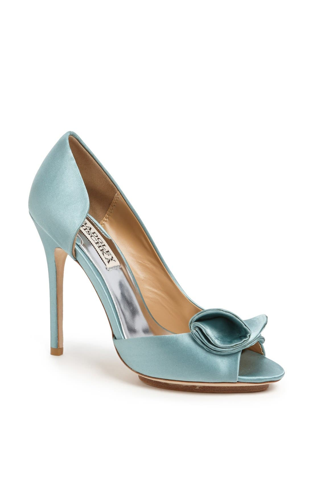 Alternate Image 1 Selected - Badgley Mischka 'Tarian' Pump
