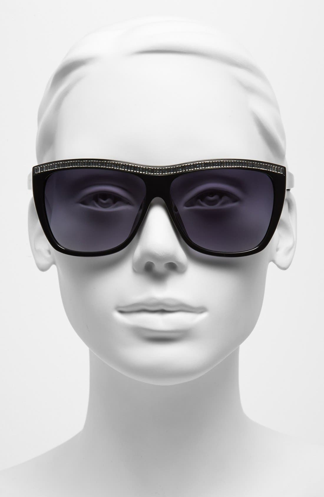 Alternate Image 2  - MICHAEL Michael Kors 'Miranda' 59mm Sunglasses