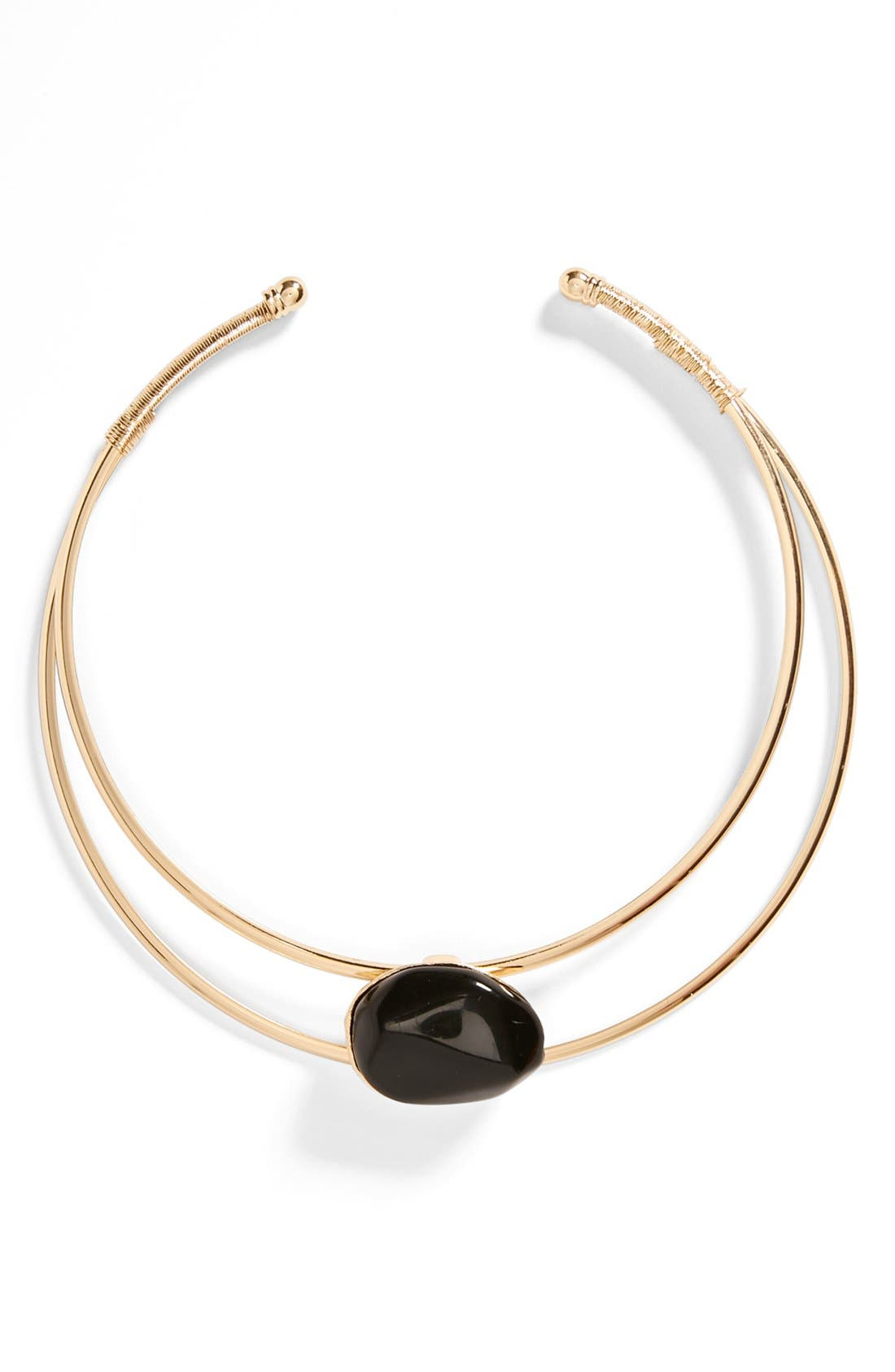 Main Image - Leith Stone Collar Necklace