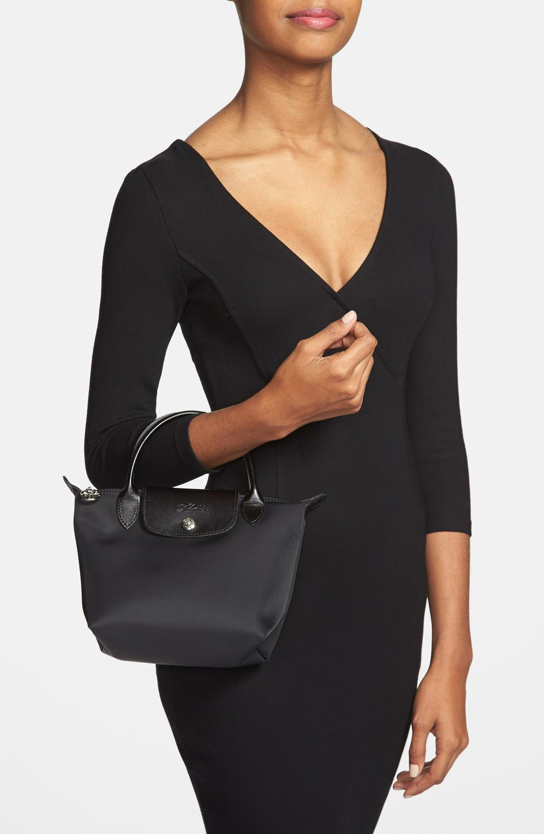 Alternate Image 2  - Longchamp 'Deposé - Mini' Bag