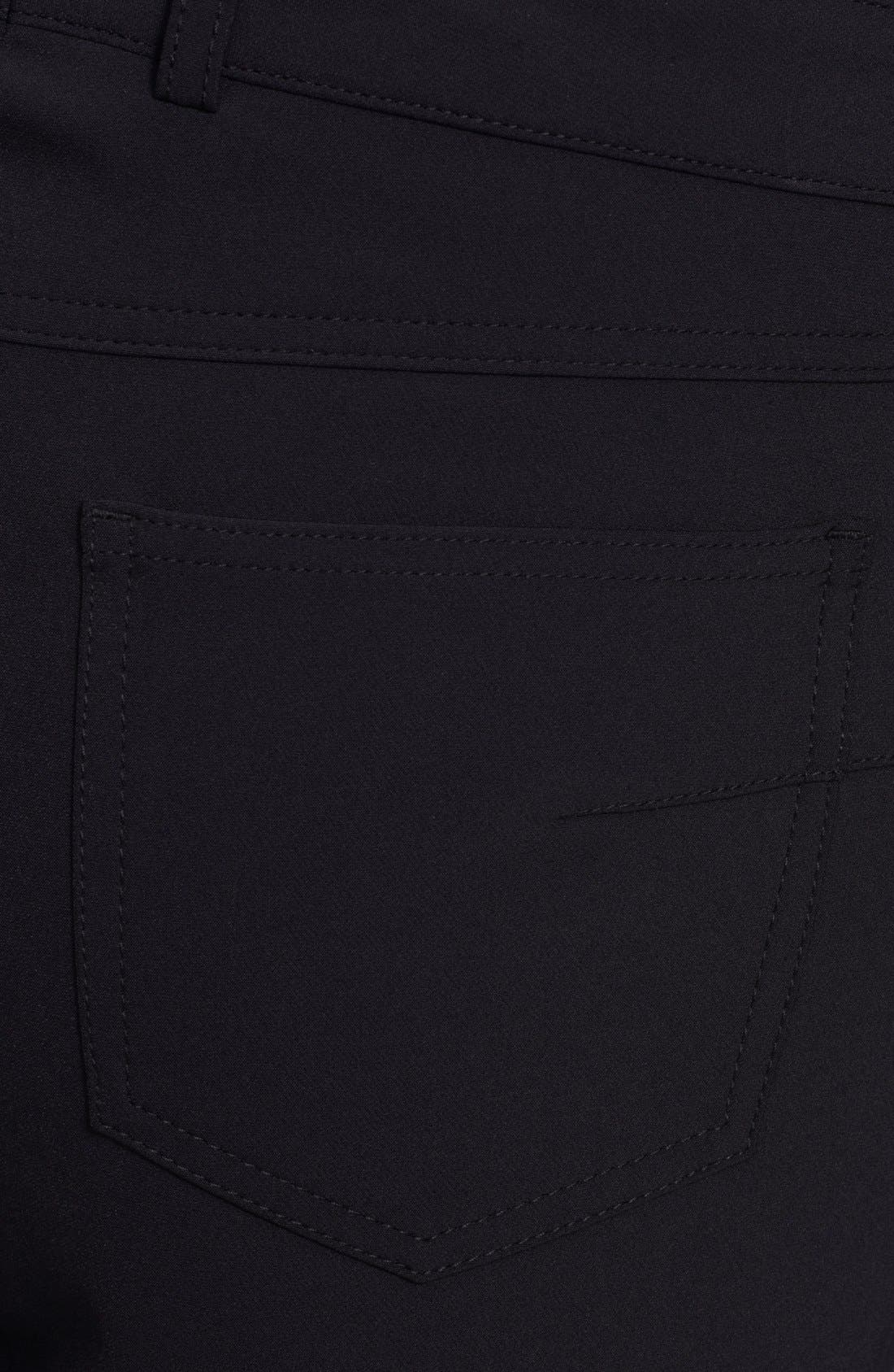 Alternate Image 3  - ESCADA Skinny Techno Jeans