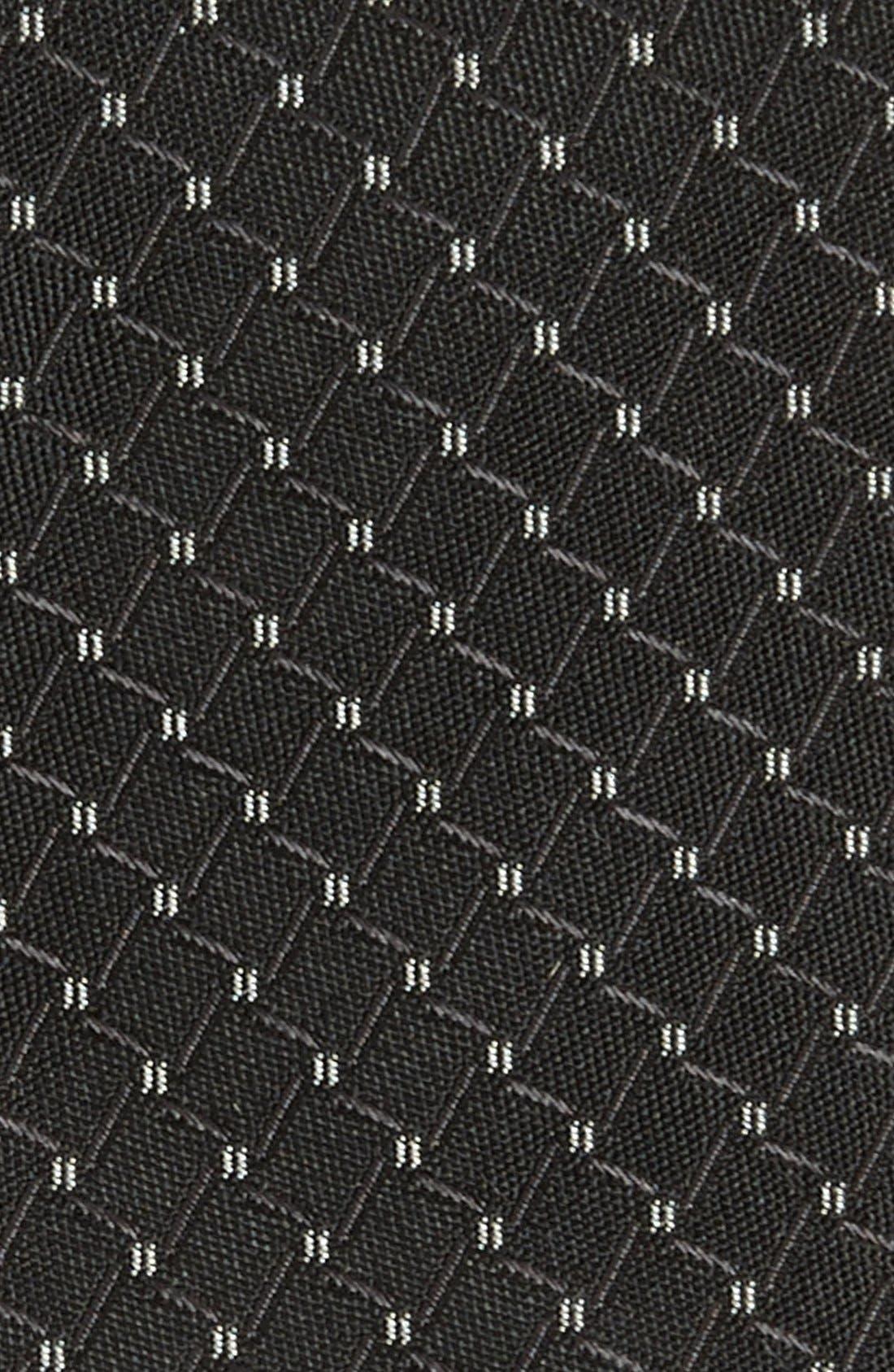 Alternate Image 2  - Dolce&Gabbana Martini Weave Silk Tie